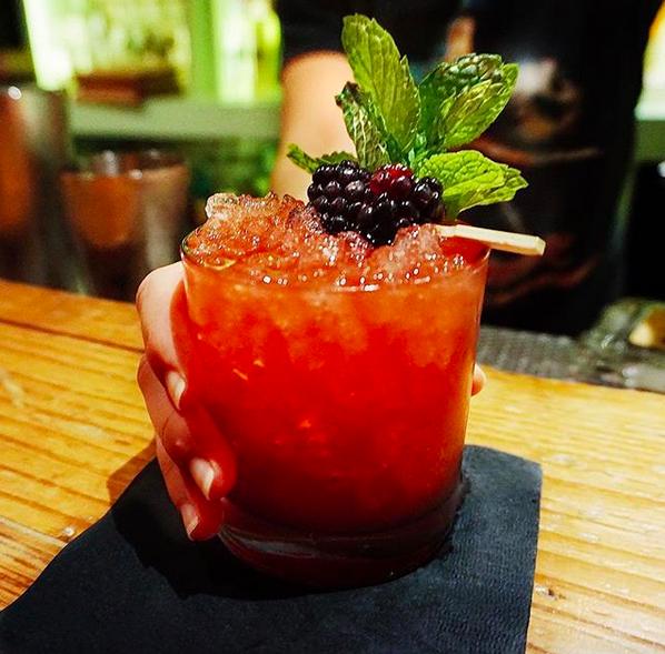Las Perlas Austin Cocktail Mezcal