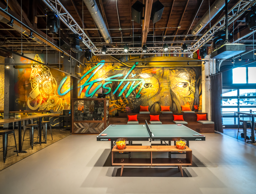 Rent Reserve SPIN Austin for SXSW 2020 Event Venue