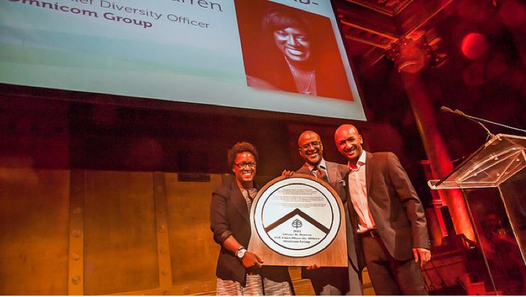 Tiffany R. Warren, 2013   SVP, Chief Diversity Officer,  Omnicom Group   Founder,  ADCOLOR
