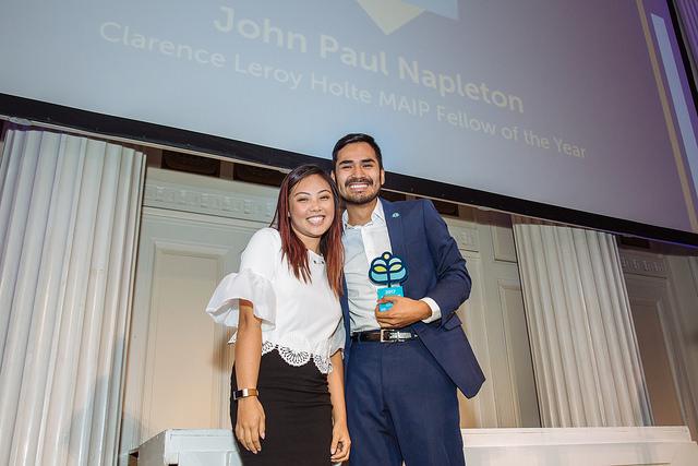 John Paul Napleton, 2017   Account Management Fellow   Blue State Digital, NY