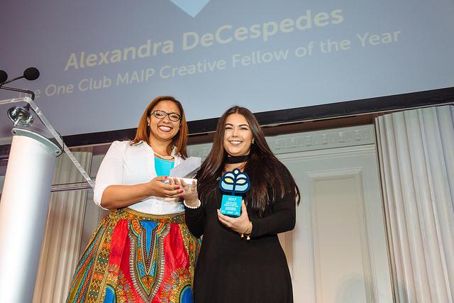 Alexandra DeCespedes, 2017   Art Direction Fellow   Allen&Gerritsen, Boston