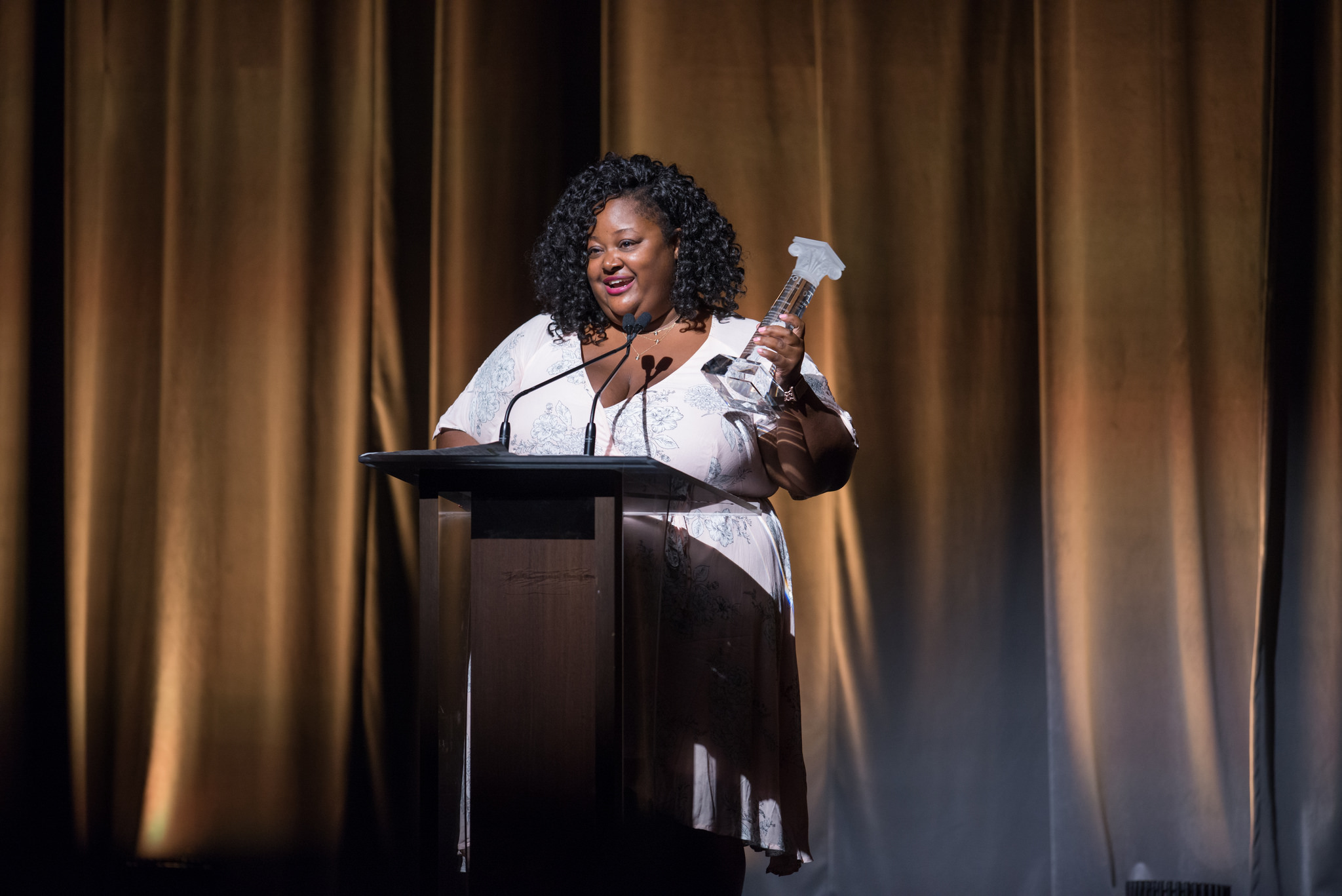 Tiffany Edwards, 2018   Engagement & Inclusion Director   Droga5