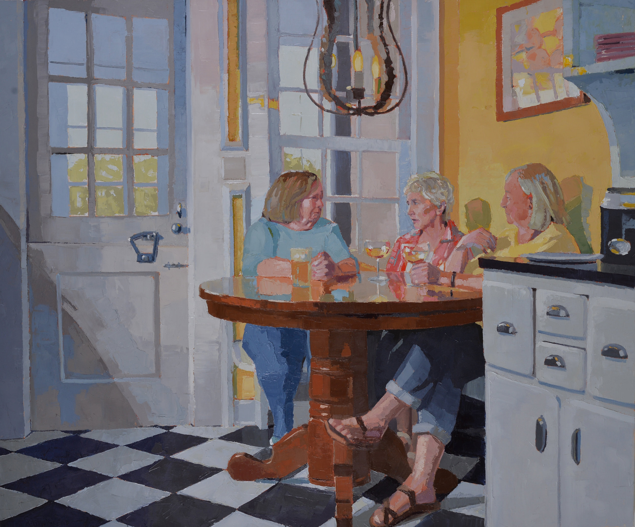 The Kitchen Of My Childhood