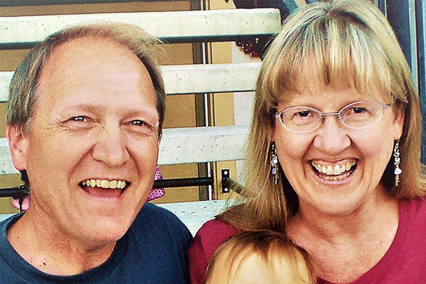 Bill & Carol Anderson   Trout Lake, WA Mondays 7:00-8:30pm