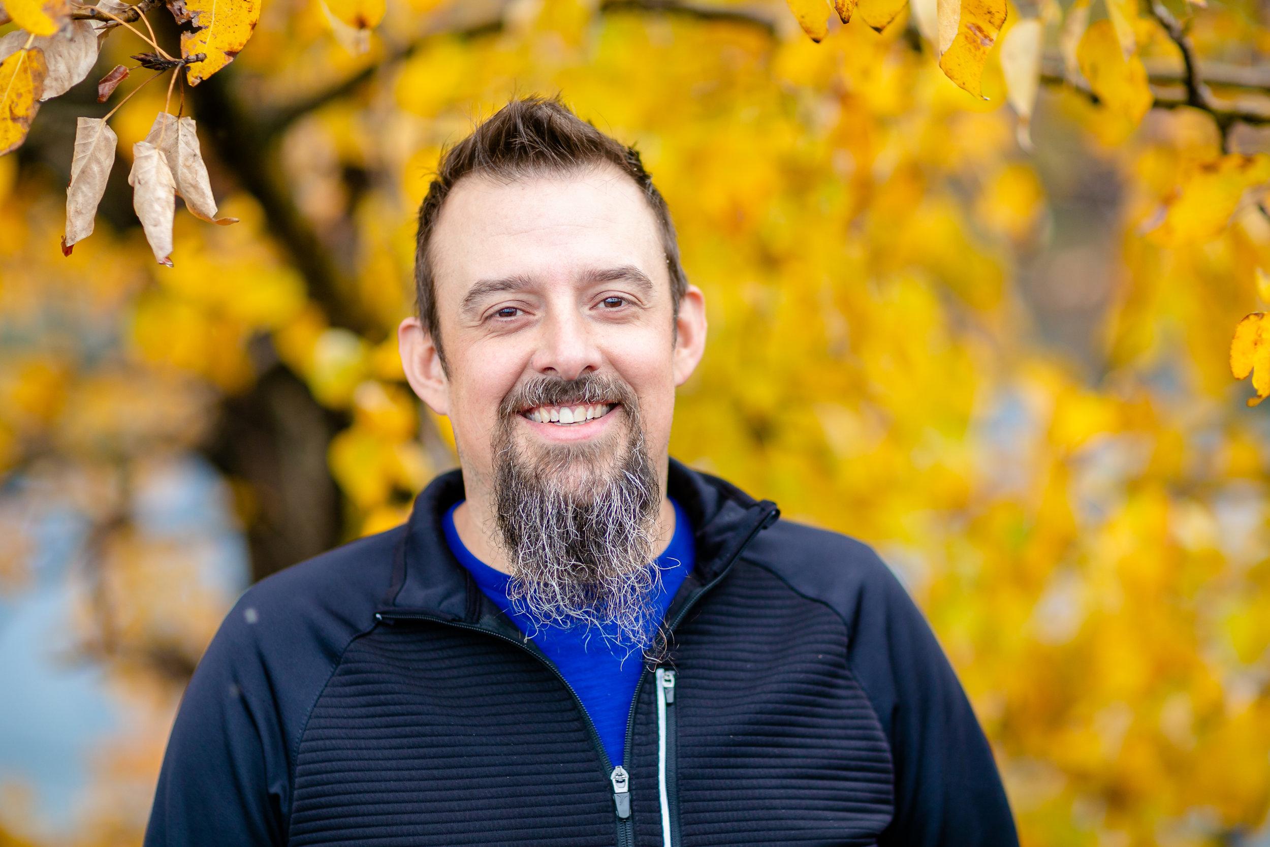 JOHN BLOSSER Recovery & Counseling Pastor    Email John →