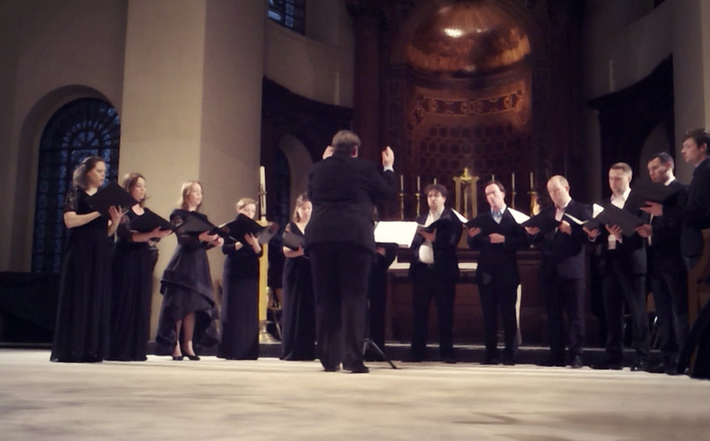 'The Lord Is' premiere The Sarum Consort LFCCM 2017