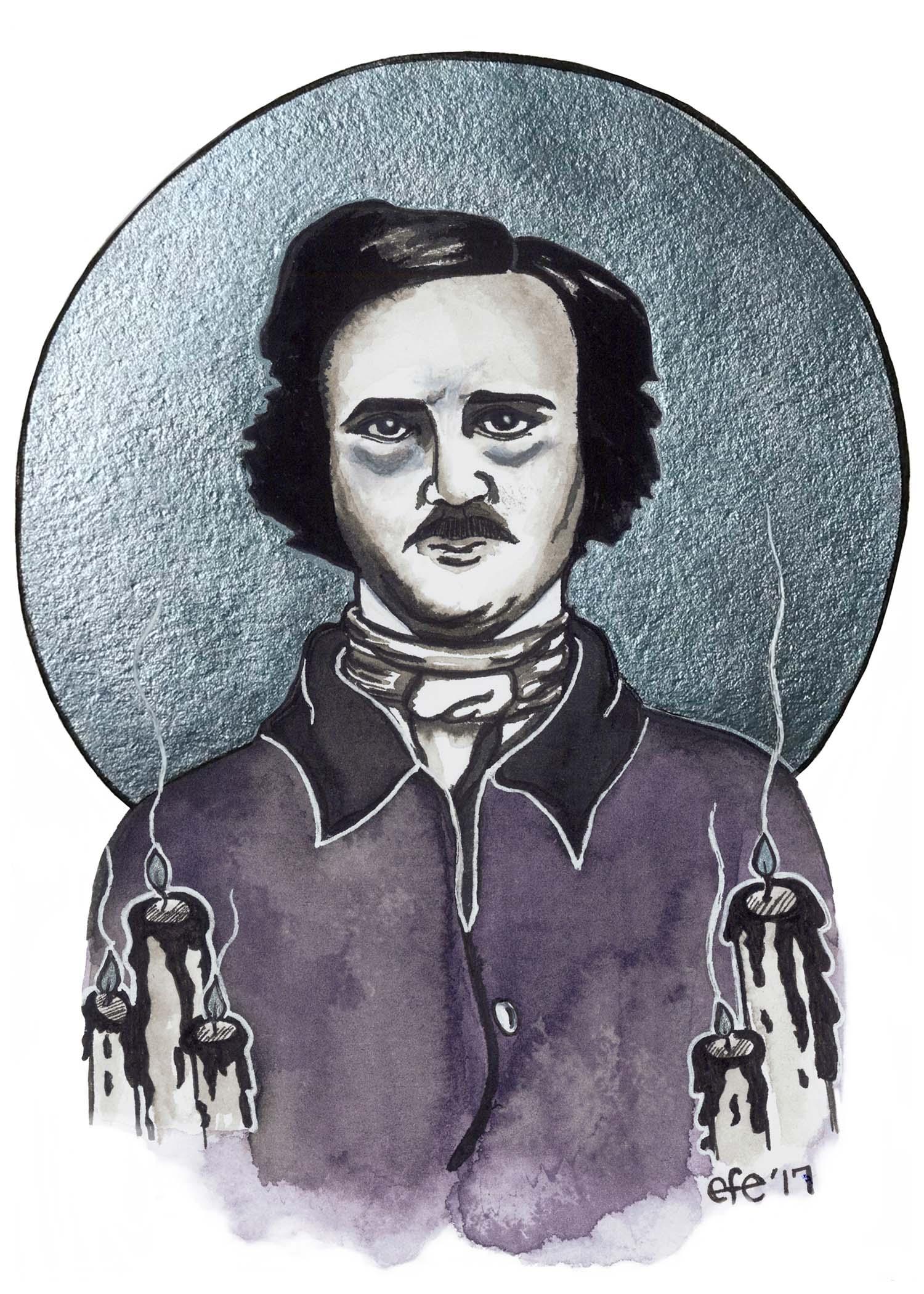 Day 01 - Edgar Allan Poe