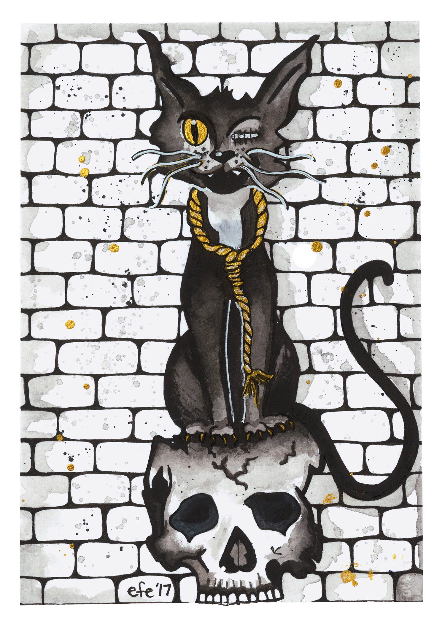 Day 02 - The Black Cat