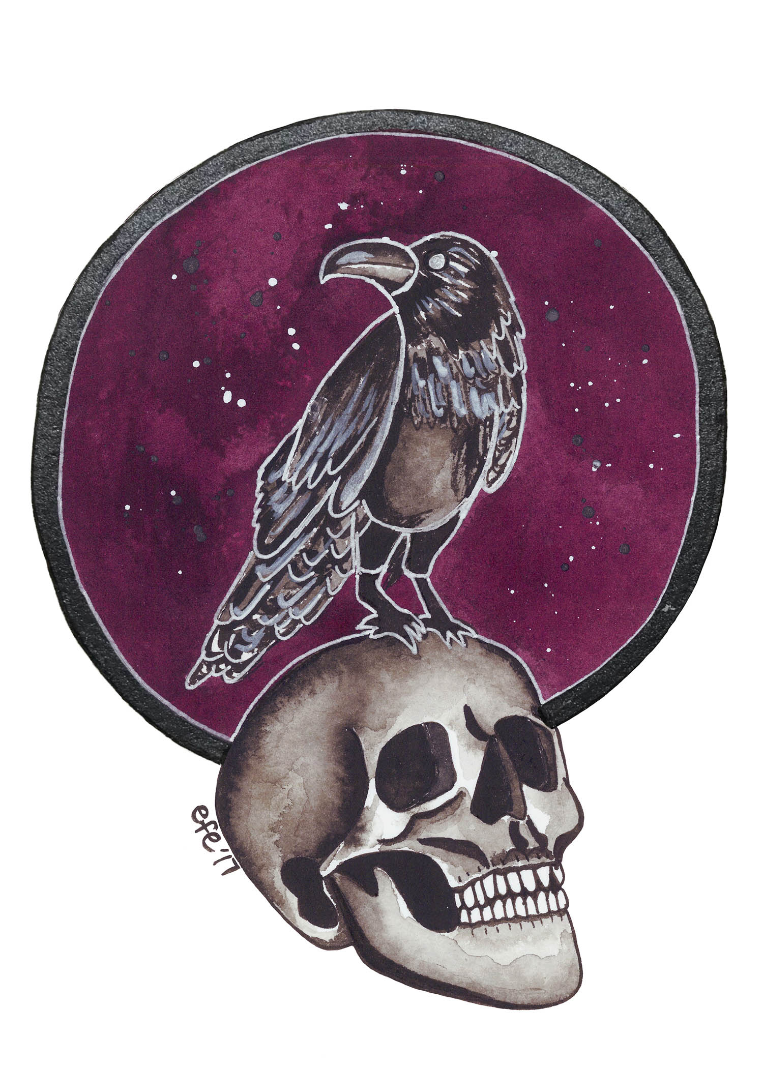 Day 04 - The Raven