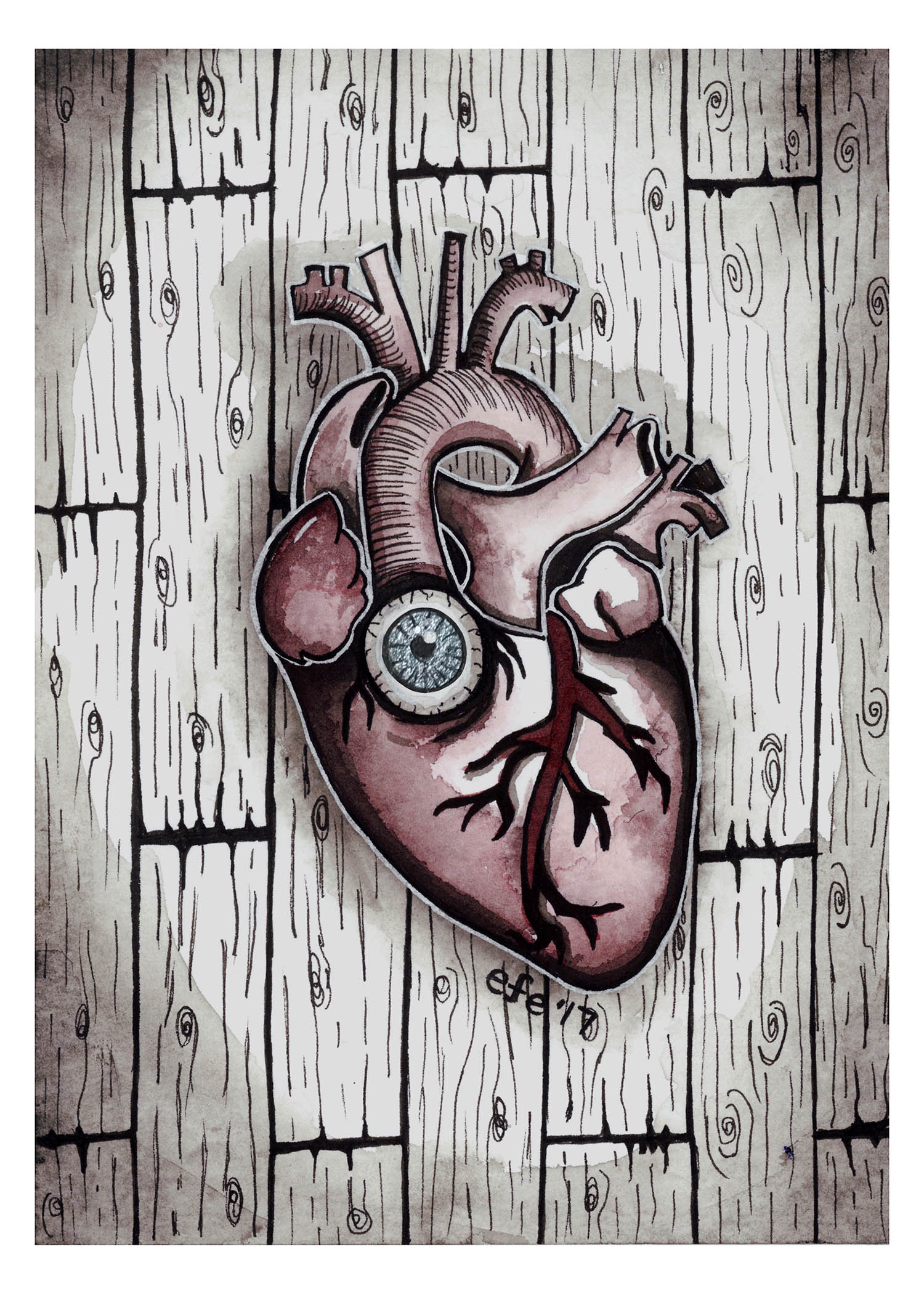 Day 05 - The Tell Tale Heart