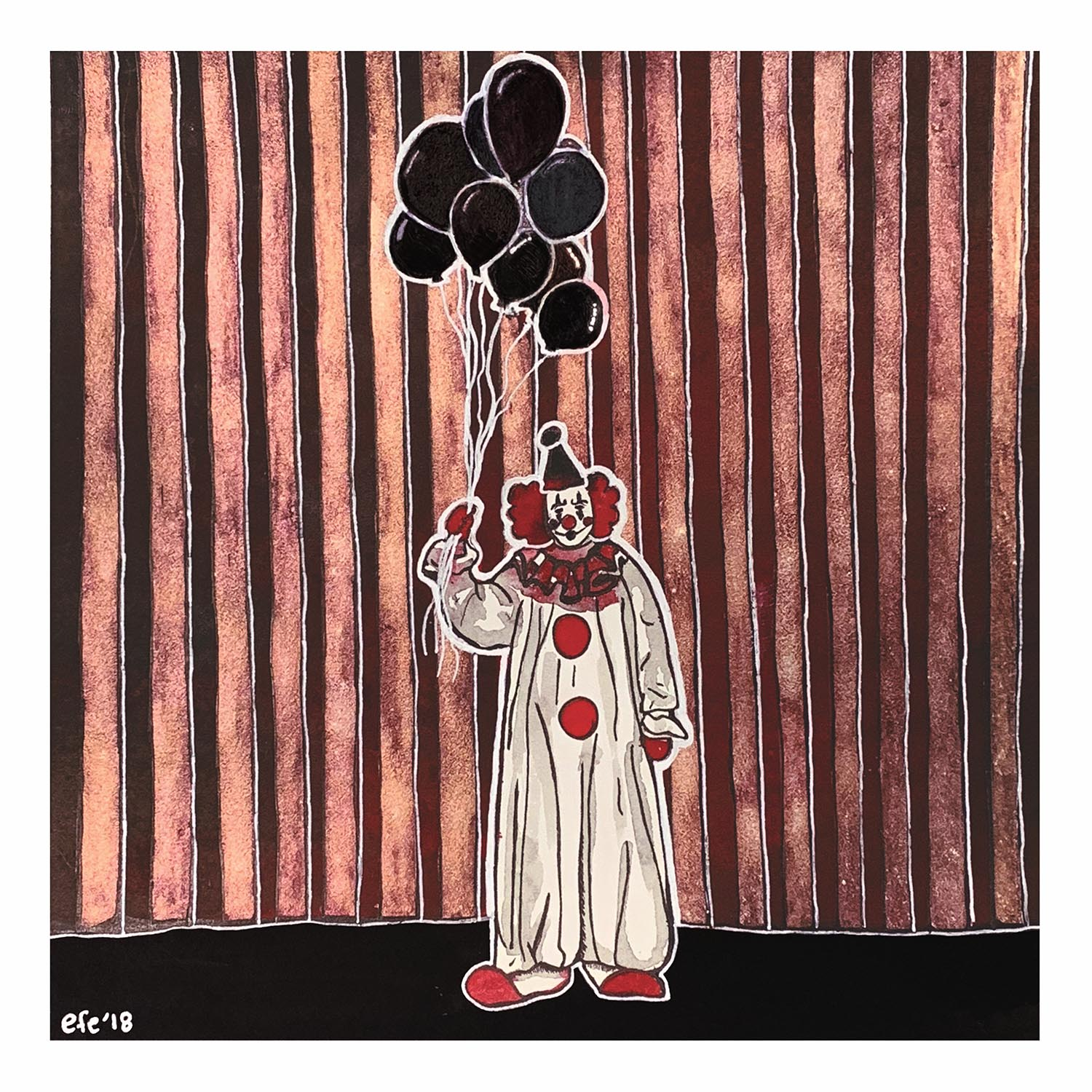 Day 18 - Coulrophobia