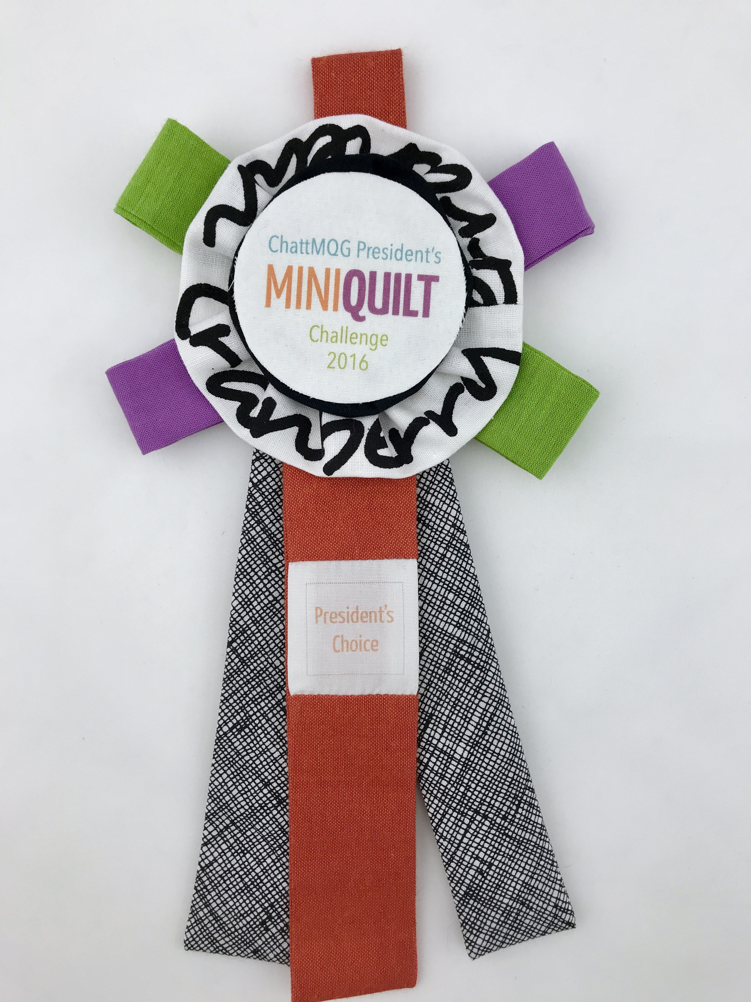 2016 award ribbon