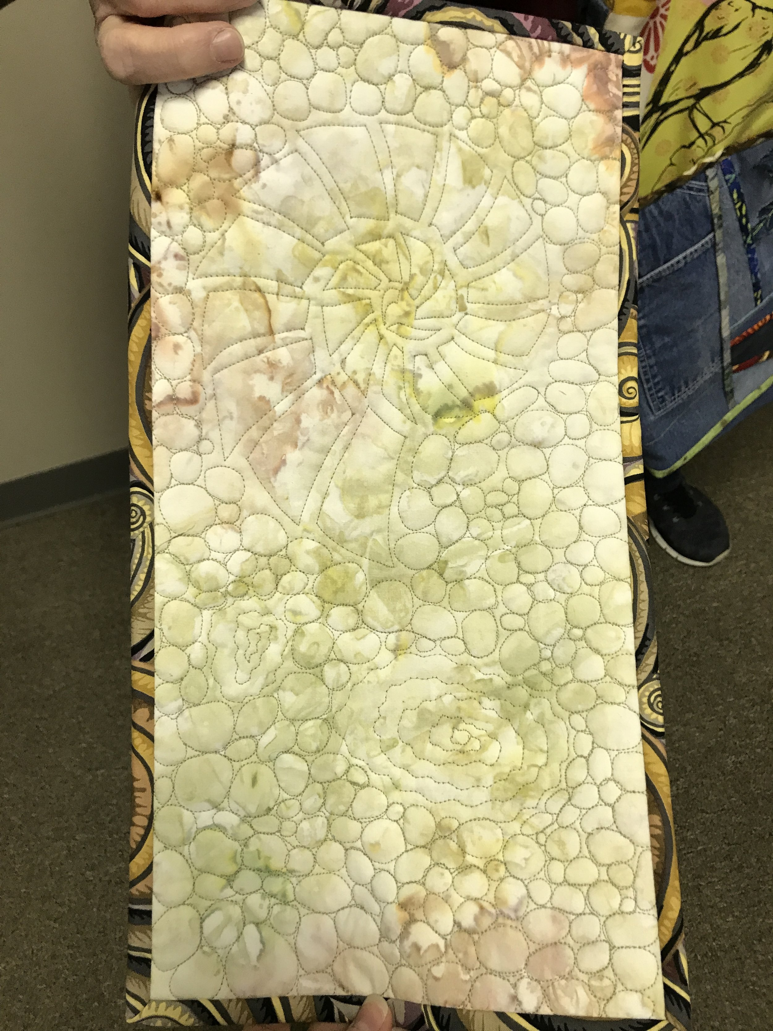 Martha's small quilt