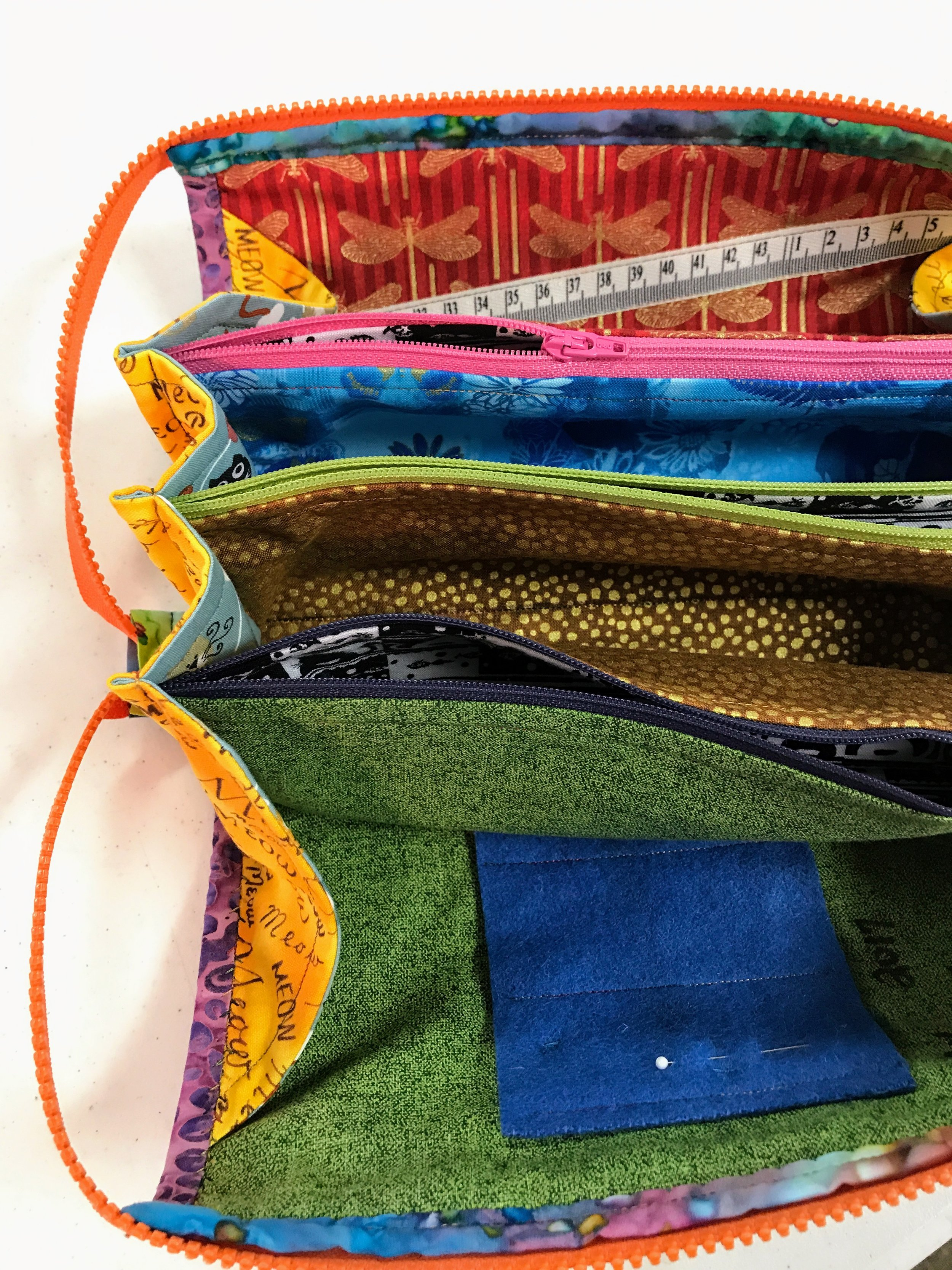 Martha Steele's Sew Together Bag