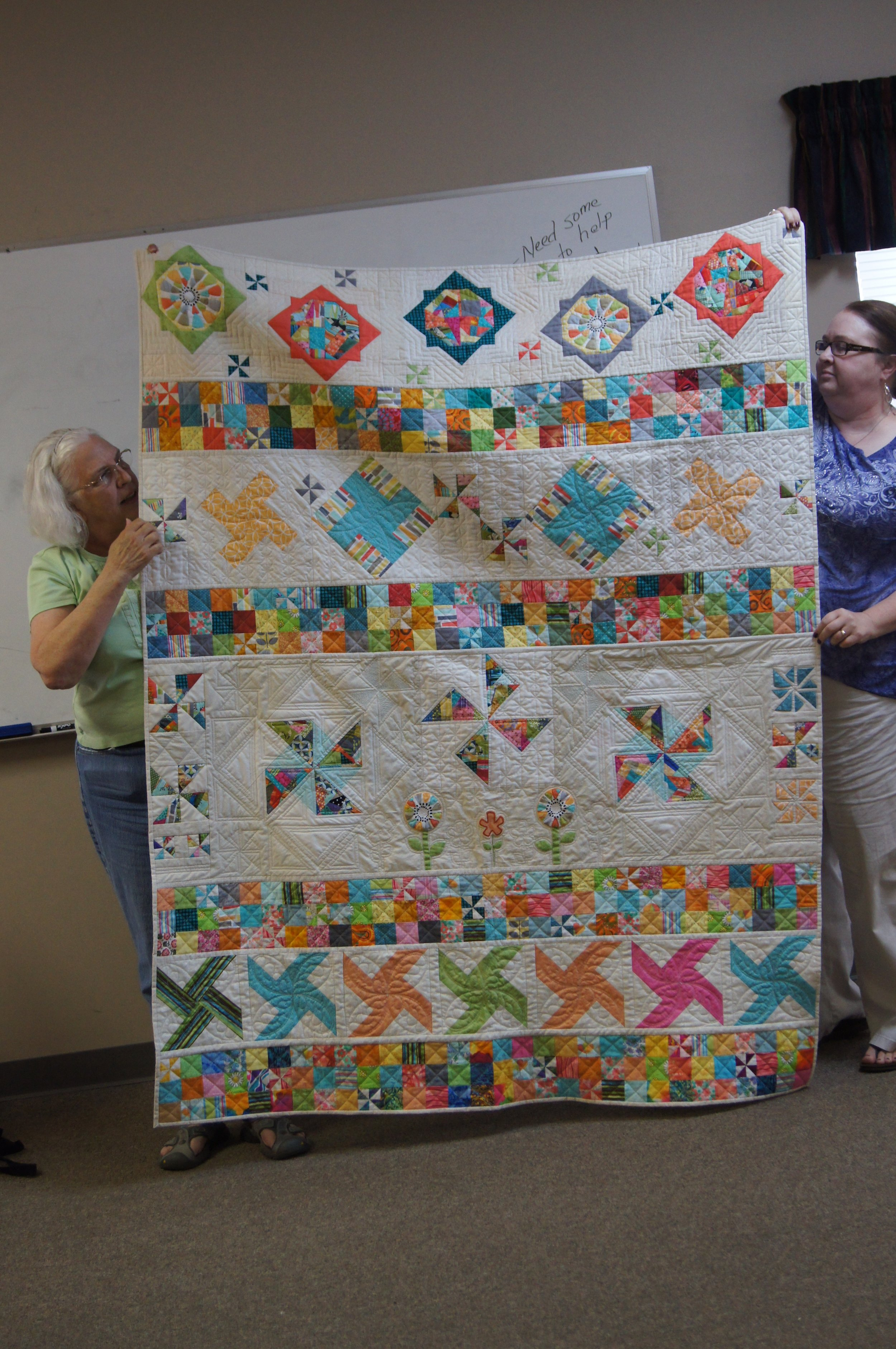 Quilt by Robbie