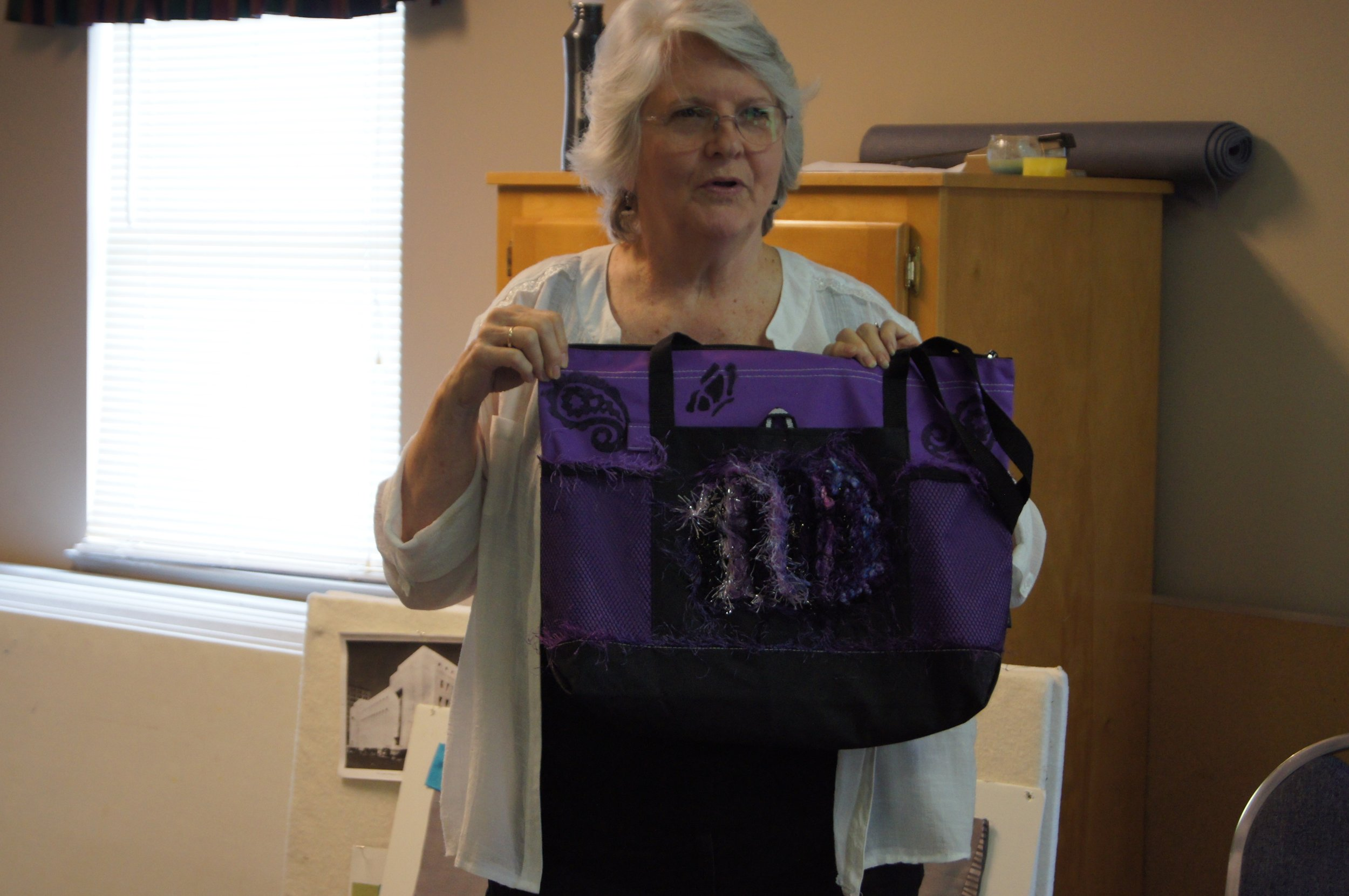 Bag by Delores Dady