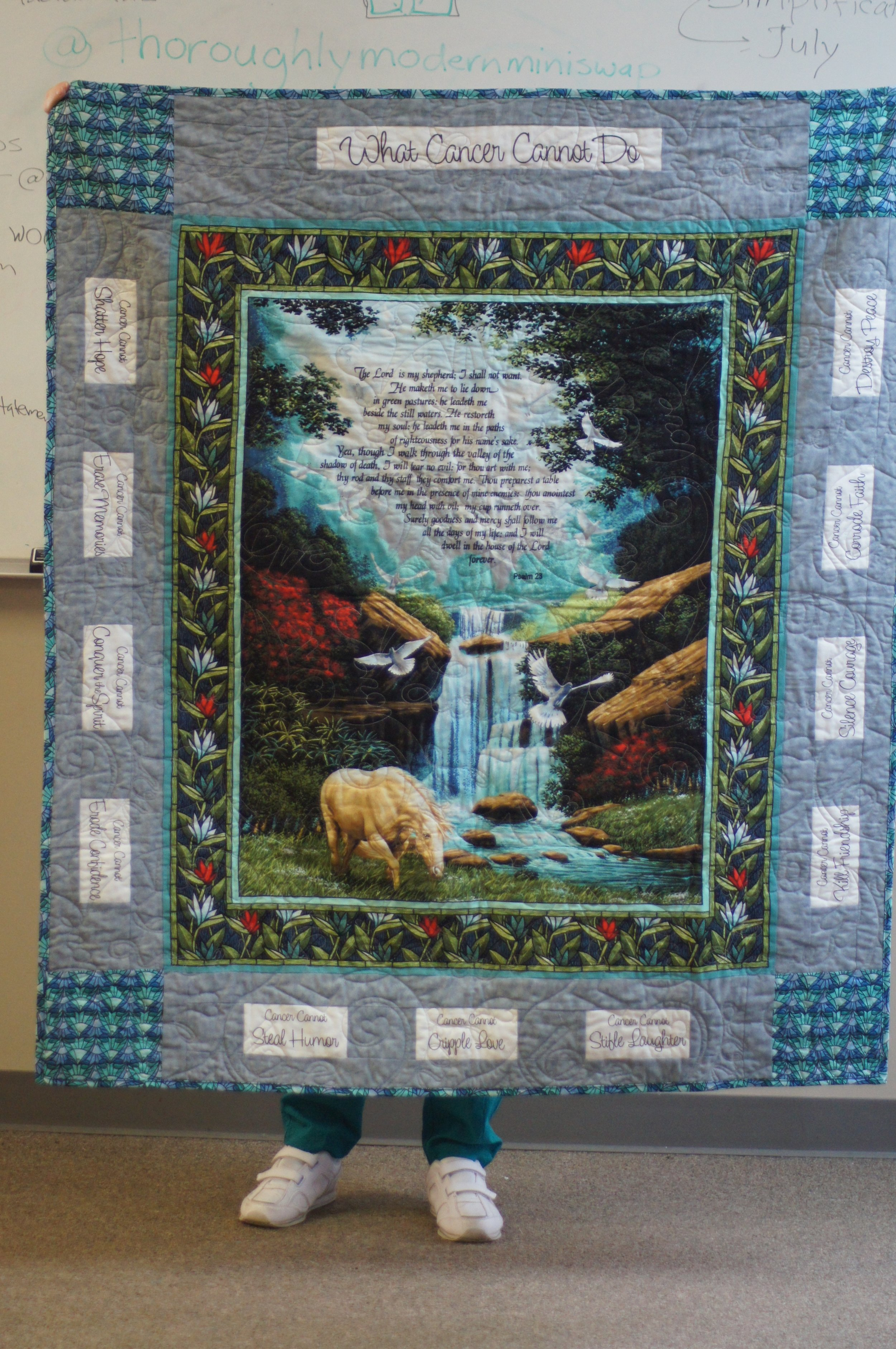 Quilt by Susan Monk