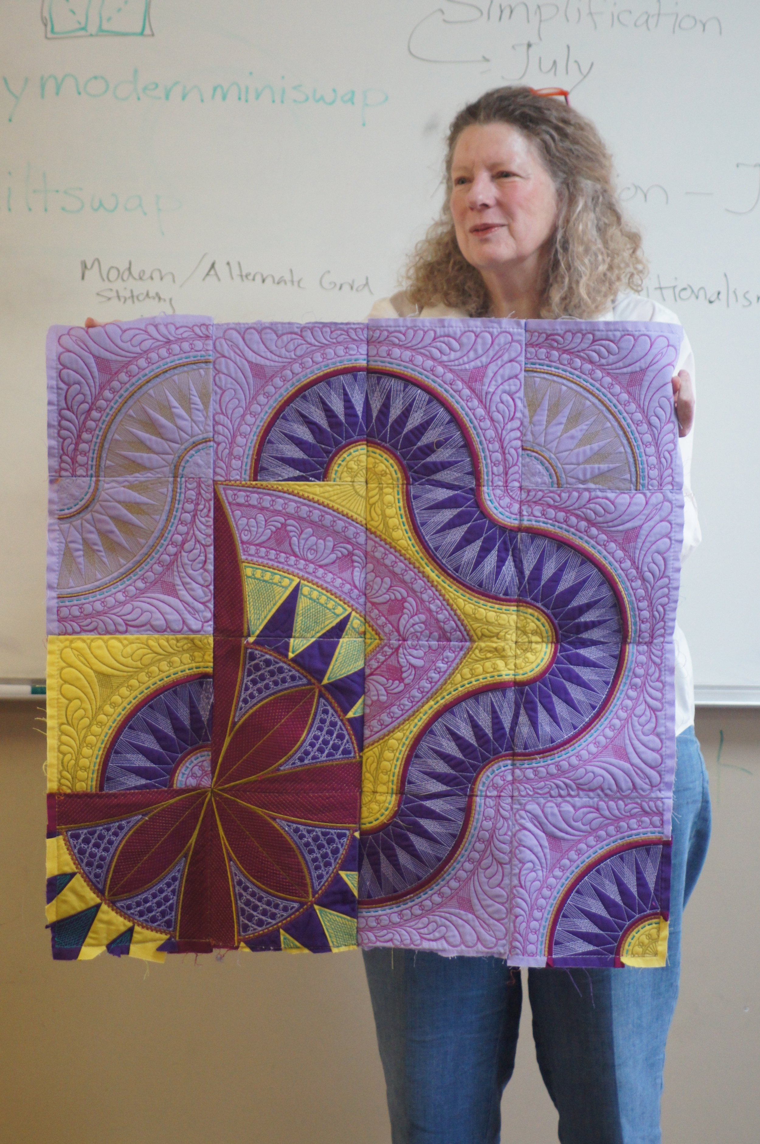 Quilt by Shirley Prince