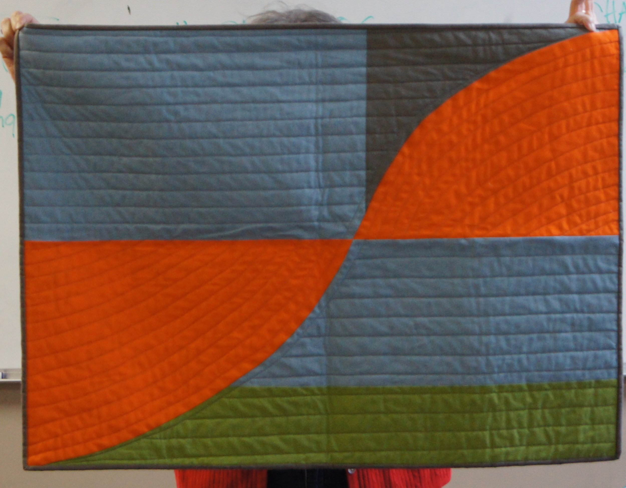 Quilt by Patricia Steadman