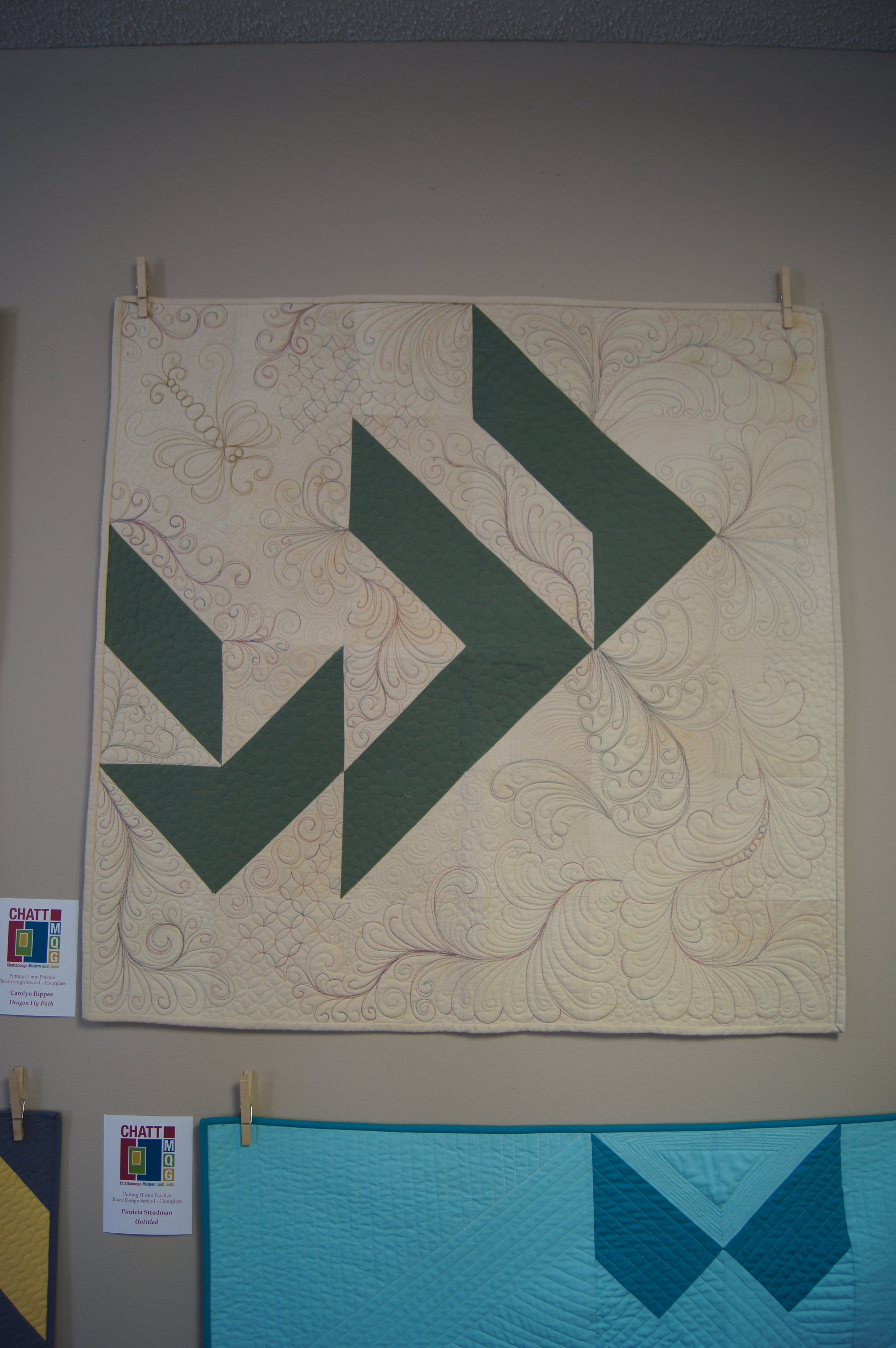 Quilt by Carolyn Rippee