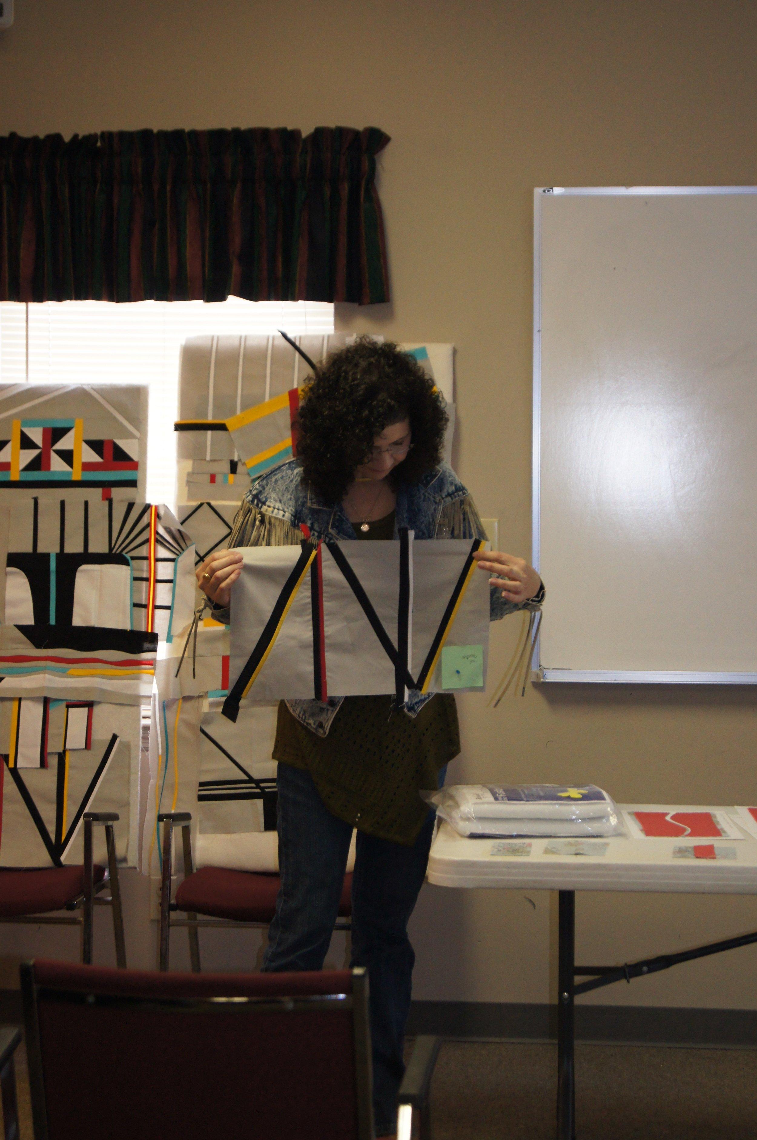 Improv practice by Melissa Klingensmith
