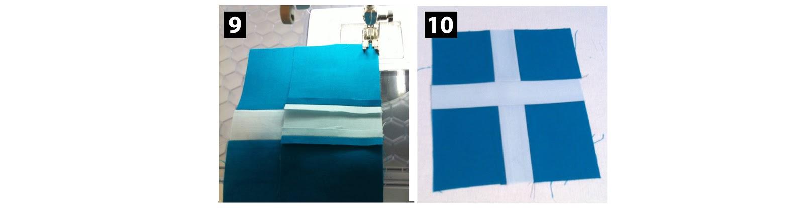Steps 9 & 10