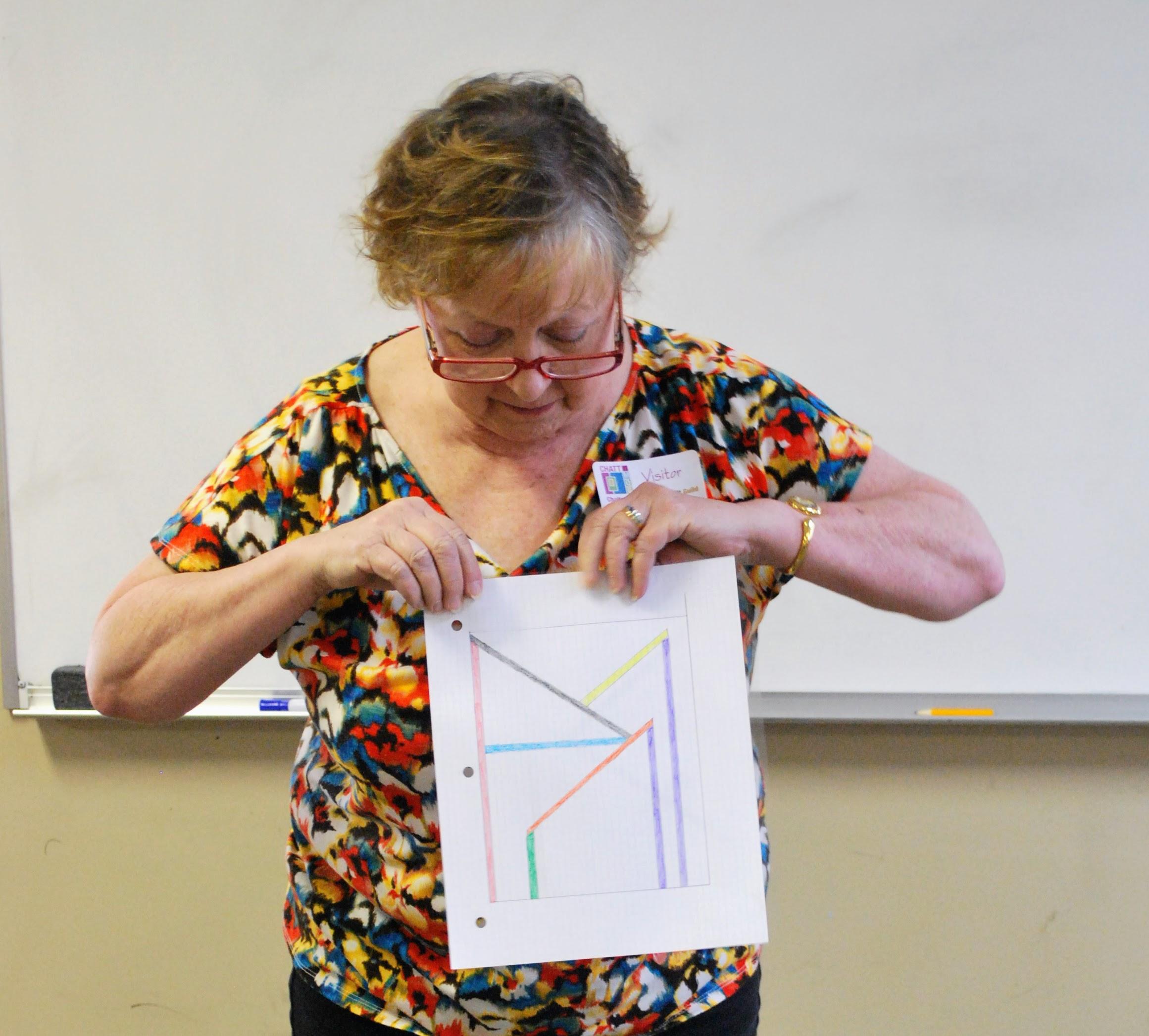 Rhonda Fulghum's initial minimalist design