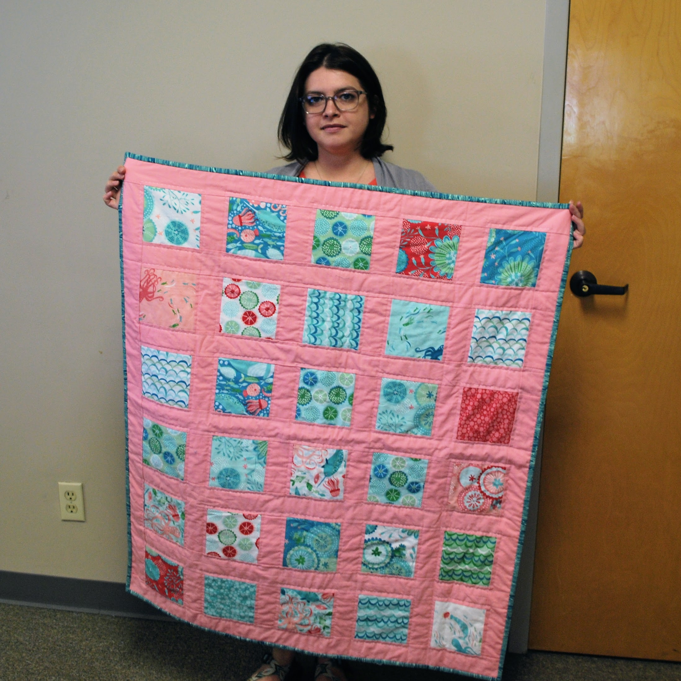 Quilt by Samantha Eaton