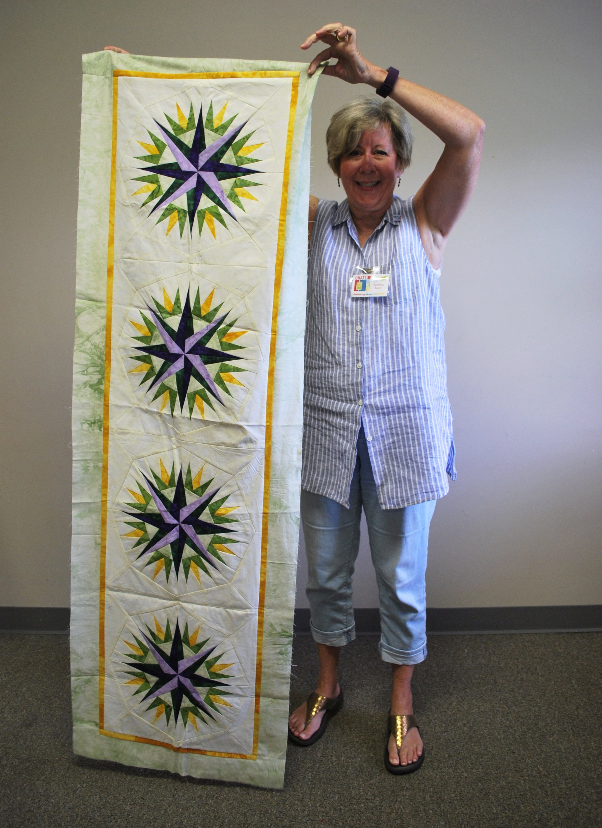 Quilt by Pat Barber