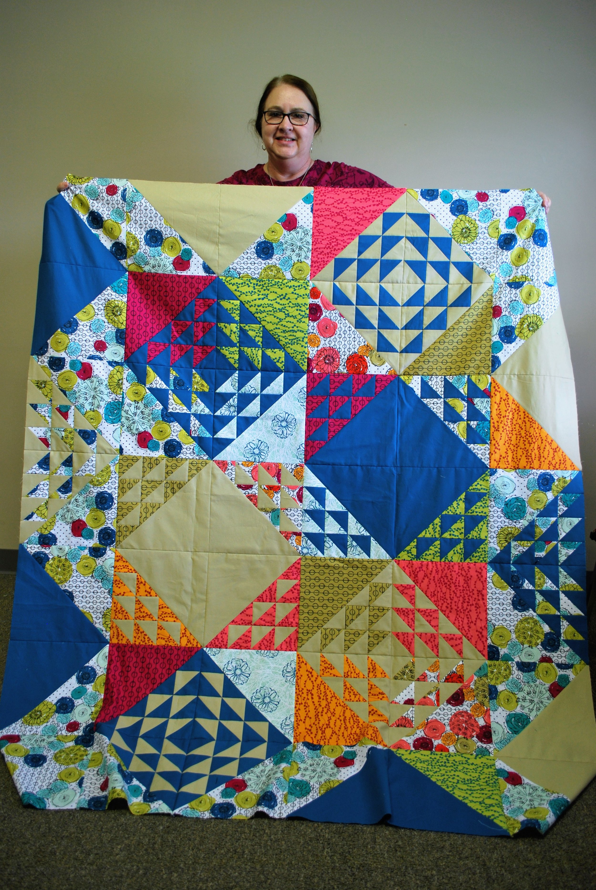 Quilt by Ava Moore