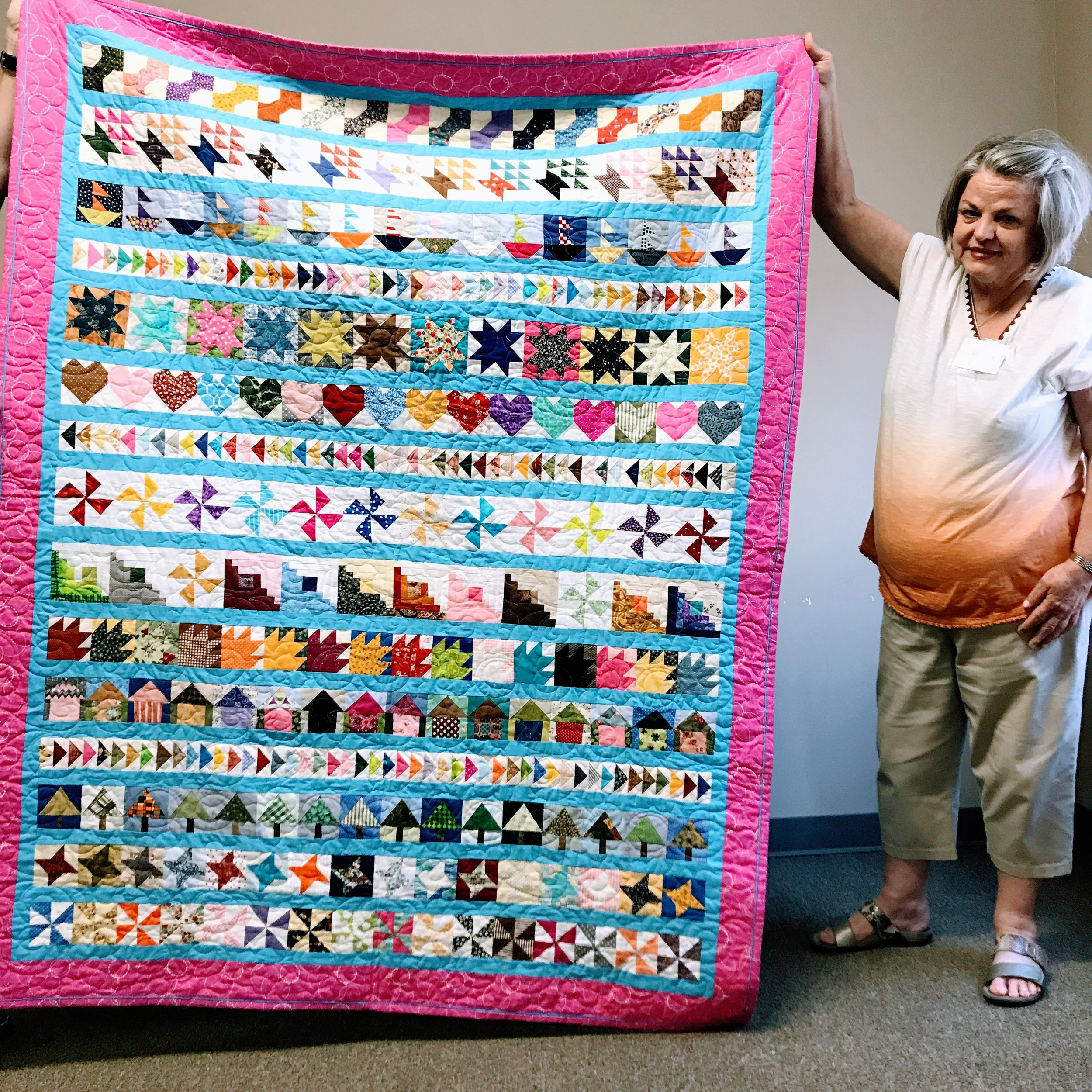 Quilt by Gail Johnson