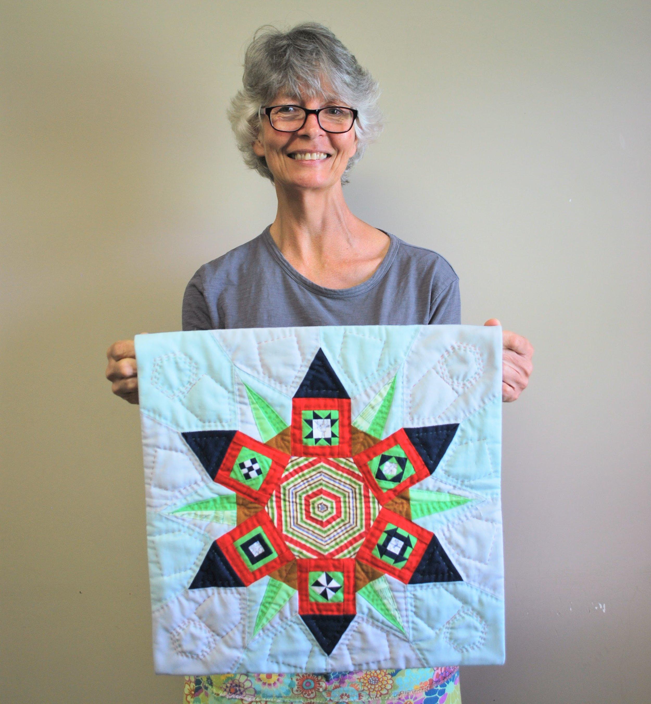 Quilt by Audrey Workman