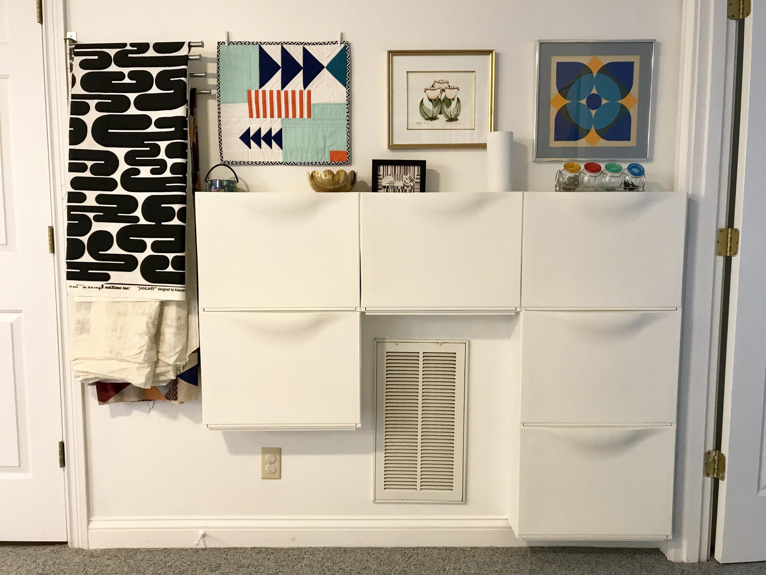 IKEA Trones Storage Bins