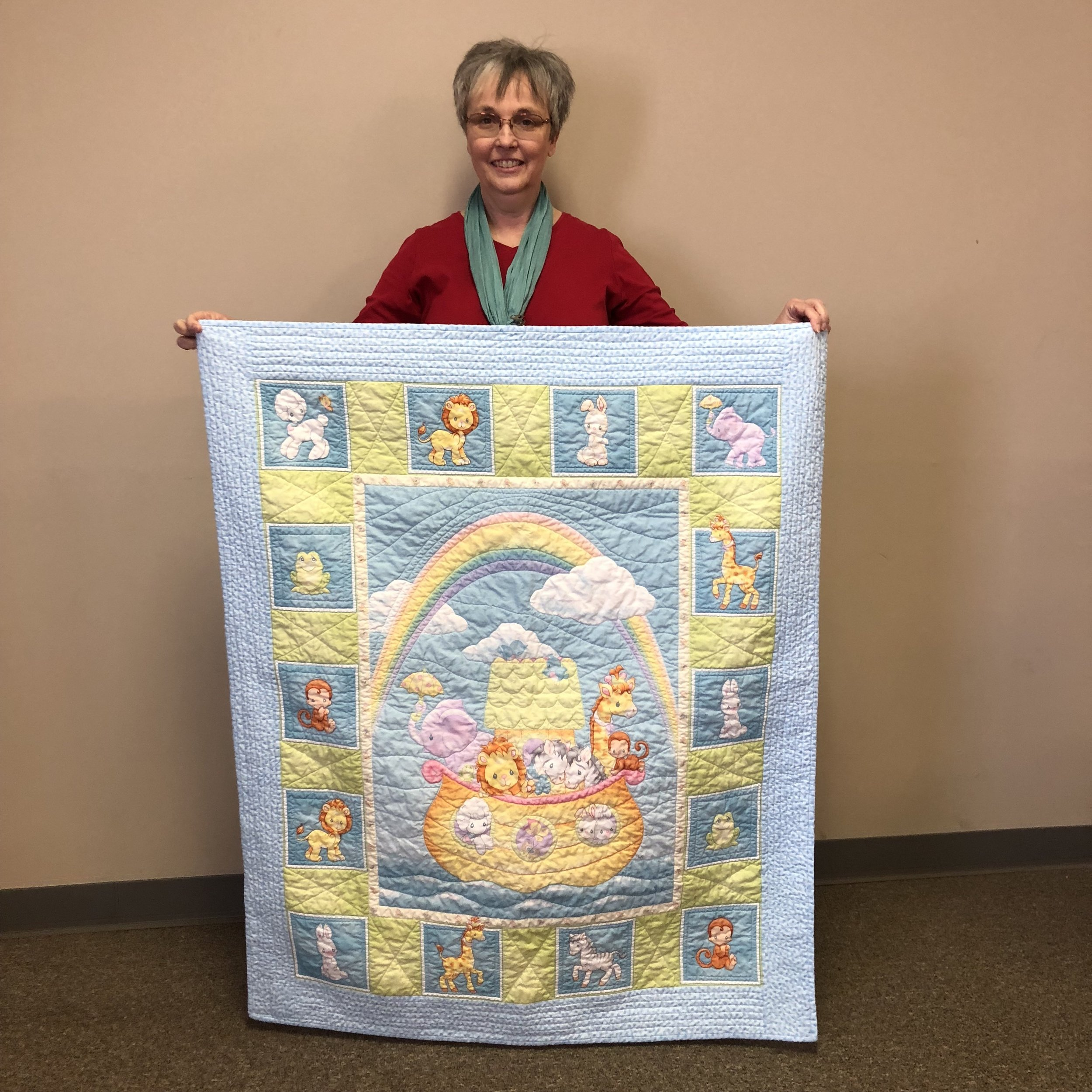 Patricia's Baby Quilt