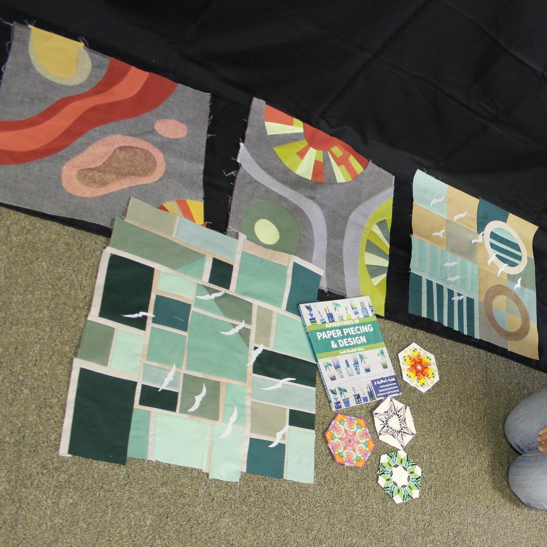 Audrey's Mini Quilts
