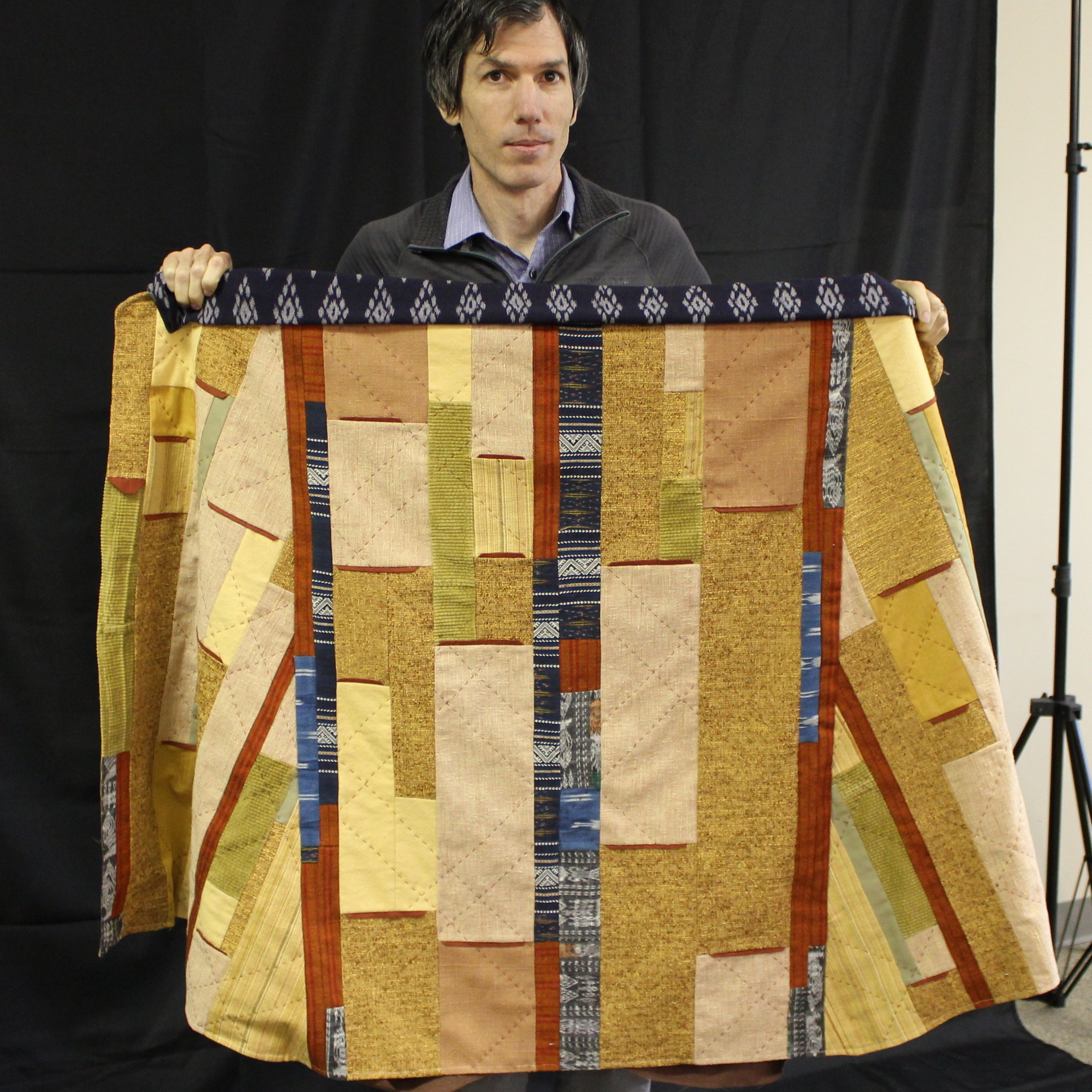 Roy's Quilted Cape