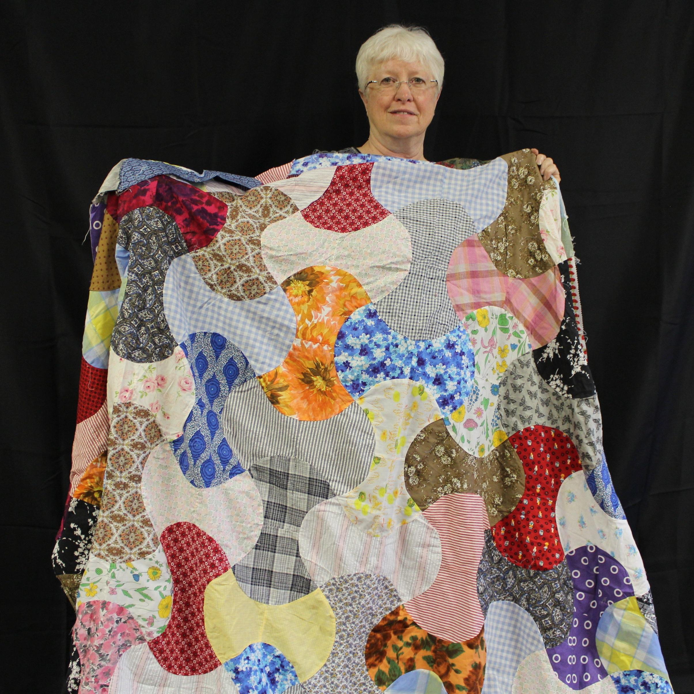 Martha's Vintage Quilt Top