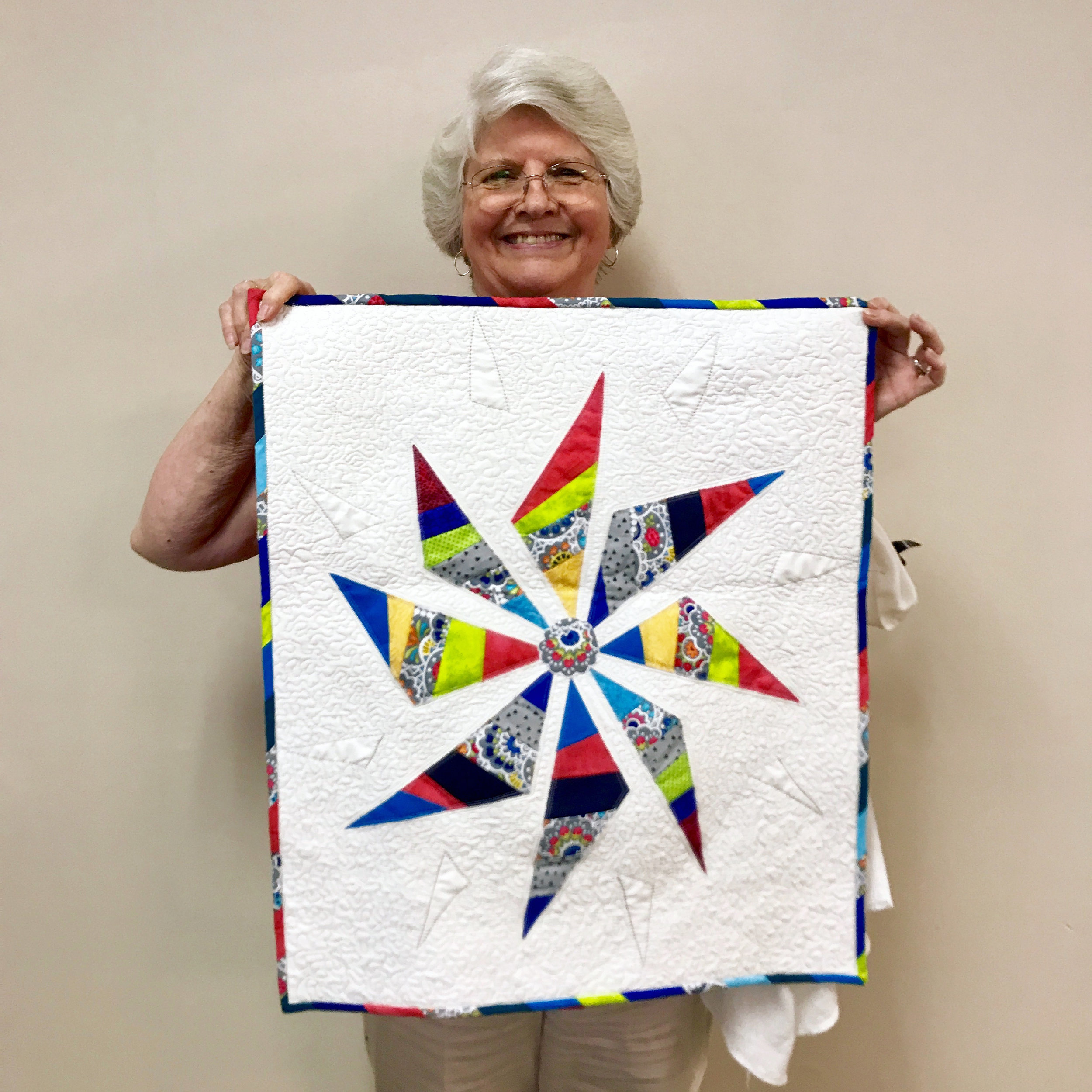 Quilt by Delores Dady
