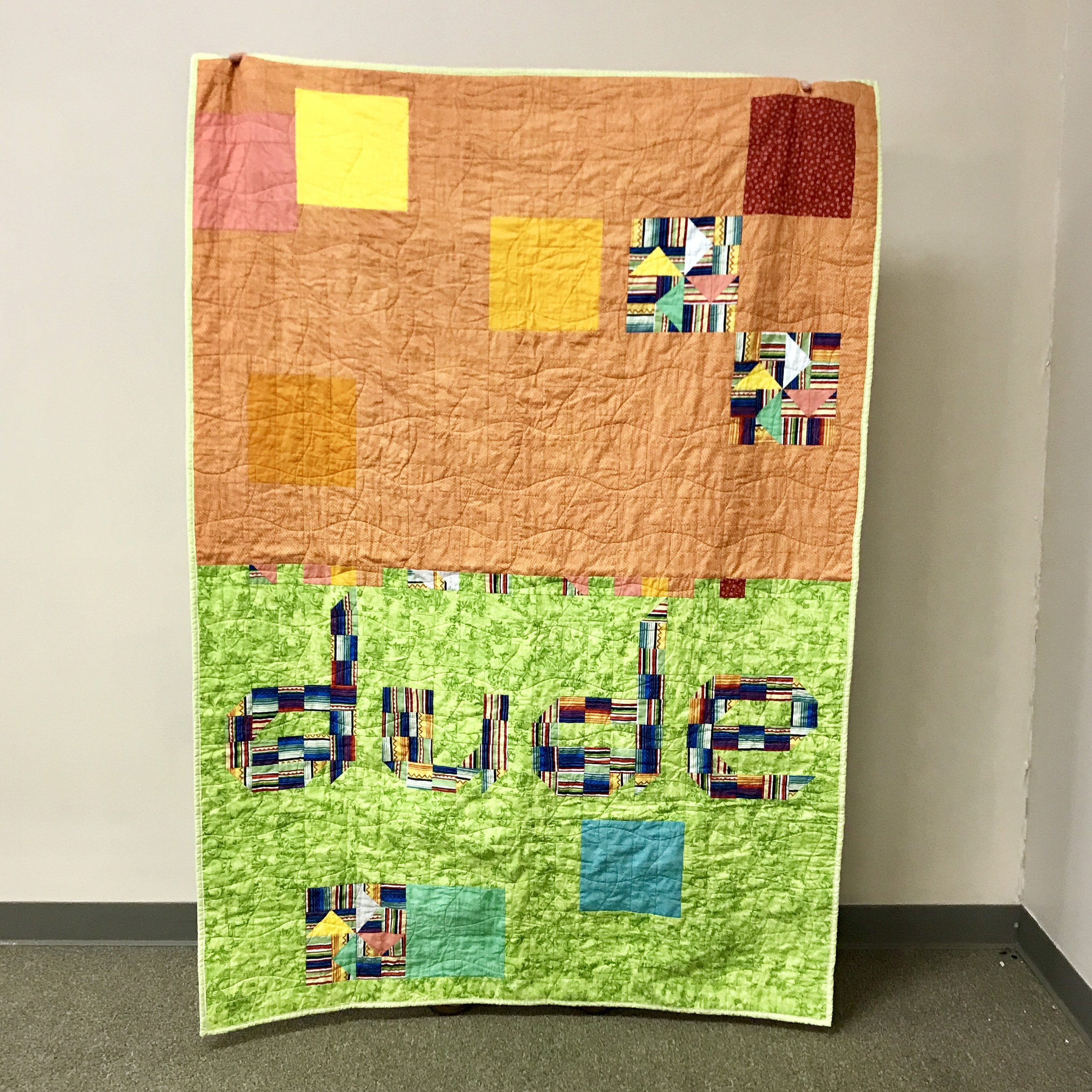 Quilt by Sherry Leary