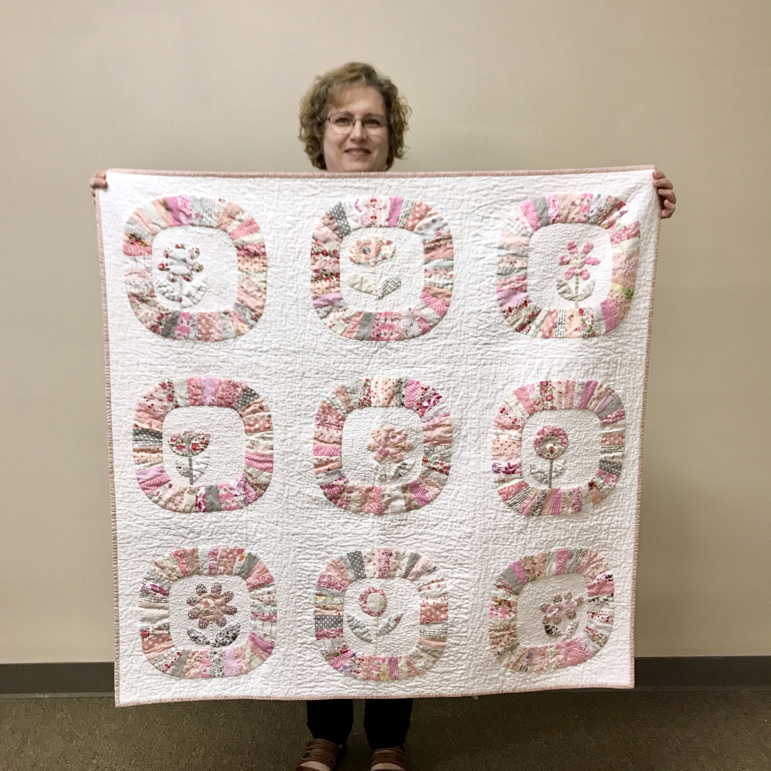 Quilt by Debbie Thompson
