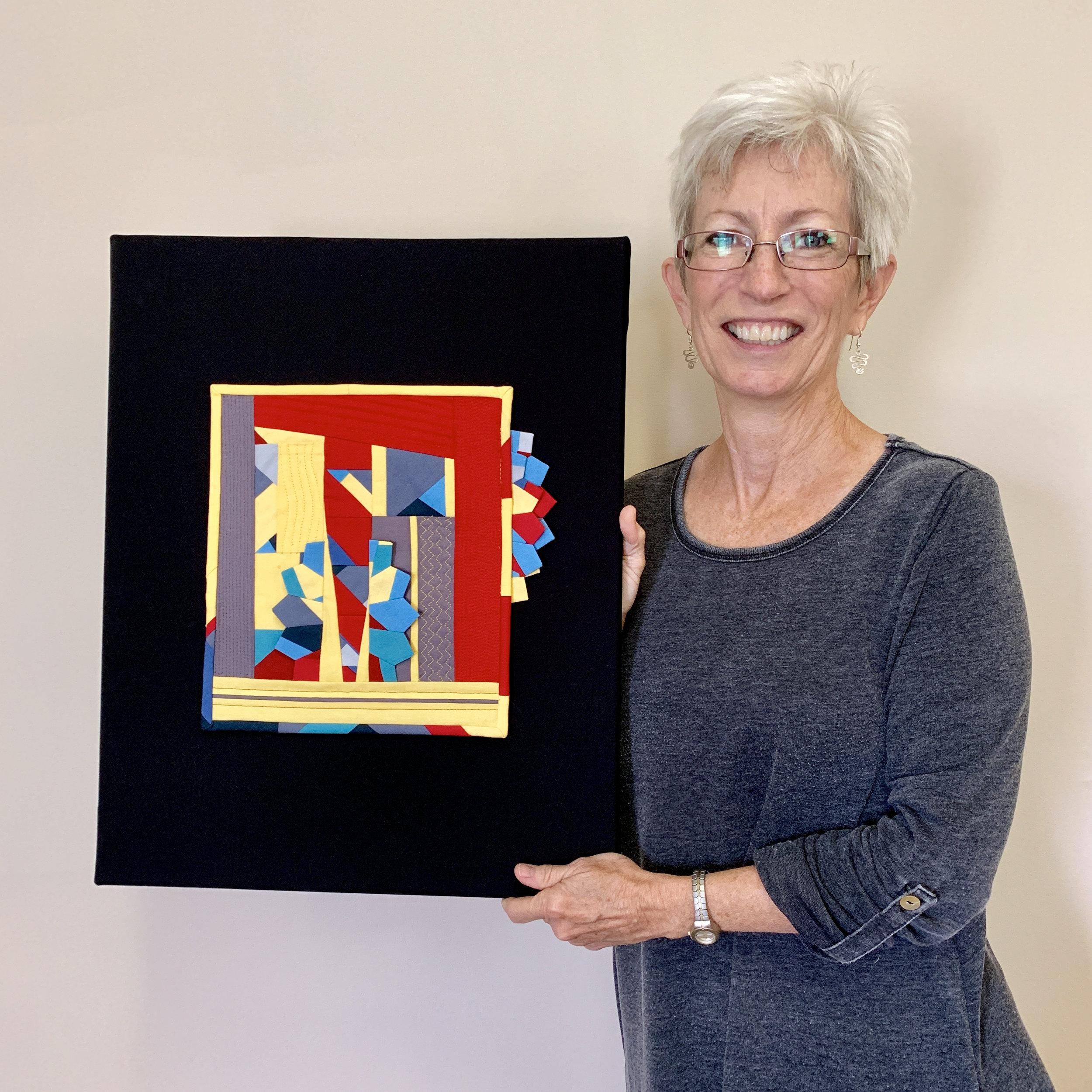 Quilt by Patti Ann Smith