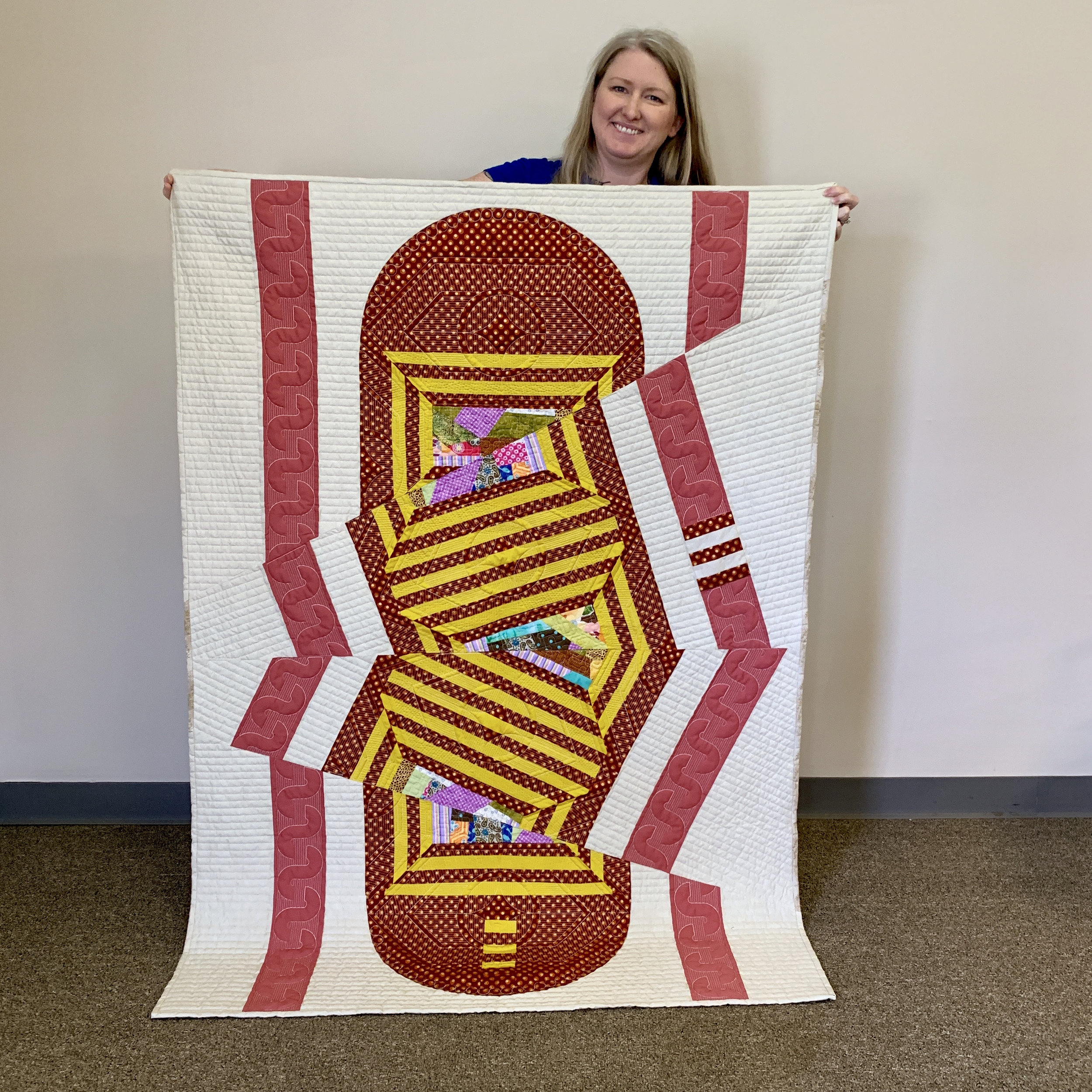 Quilt by Candice Murray