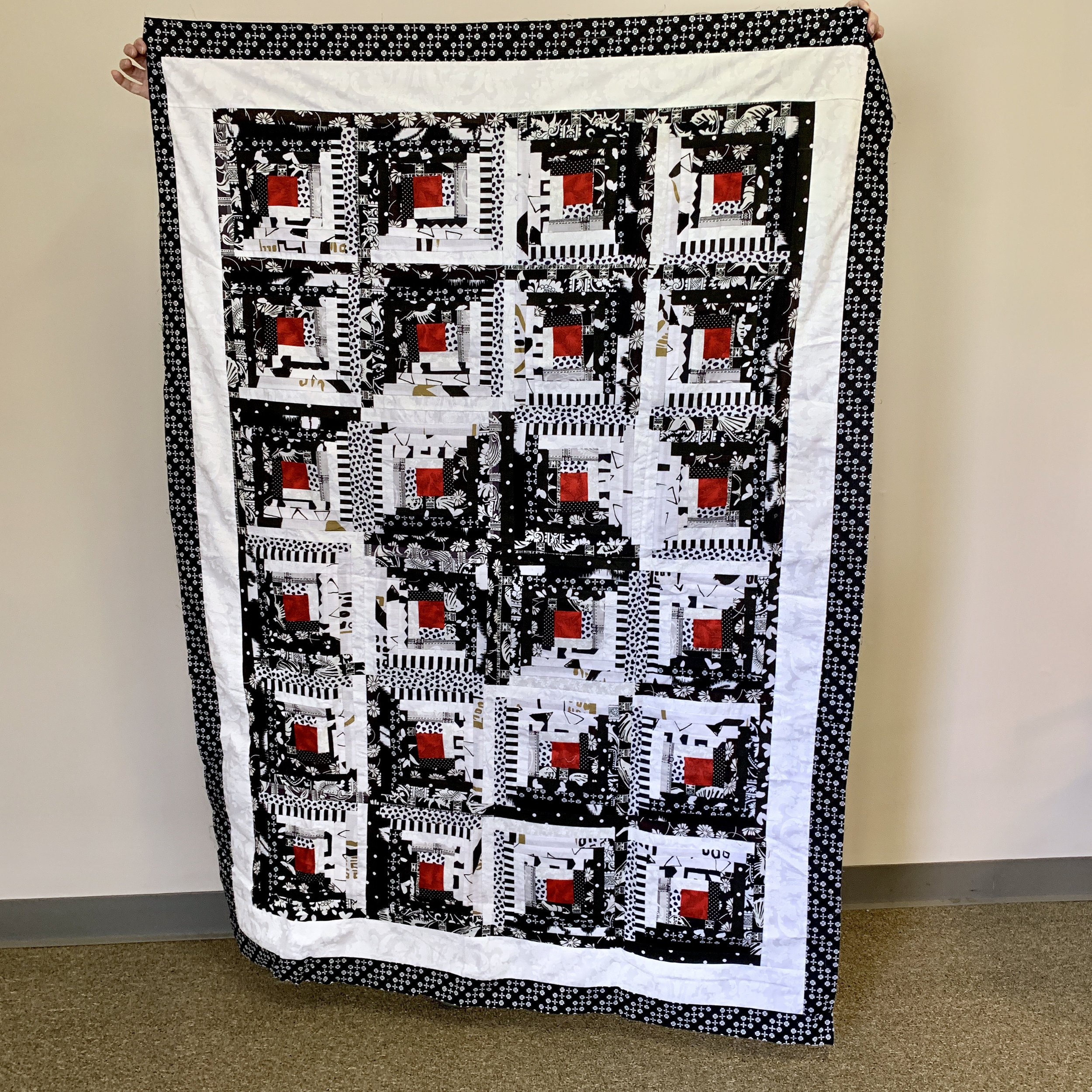 Quilt by Chris Sufras