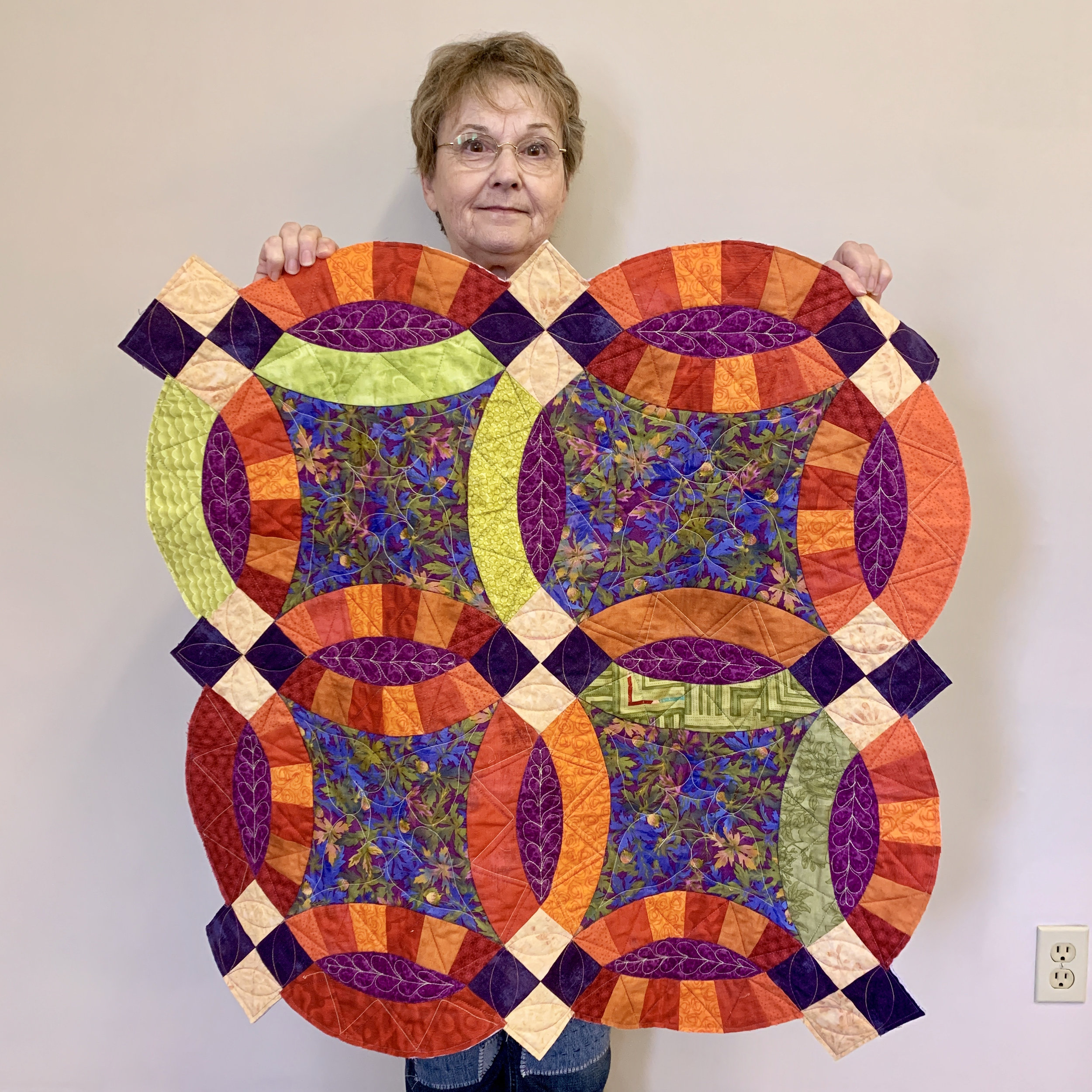 Quilt by BJ Wright