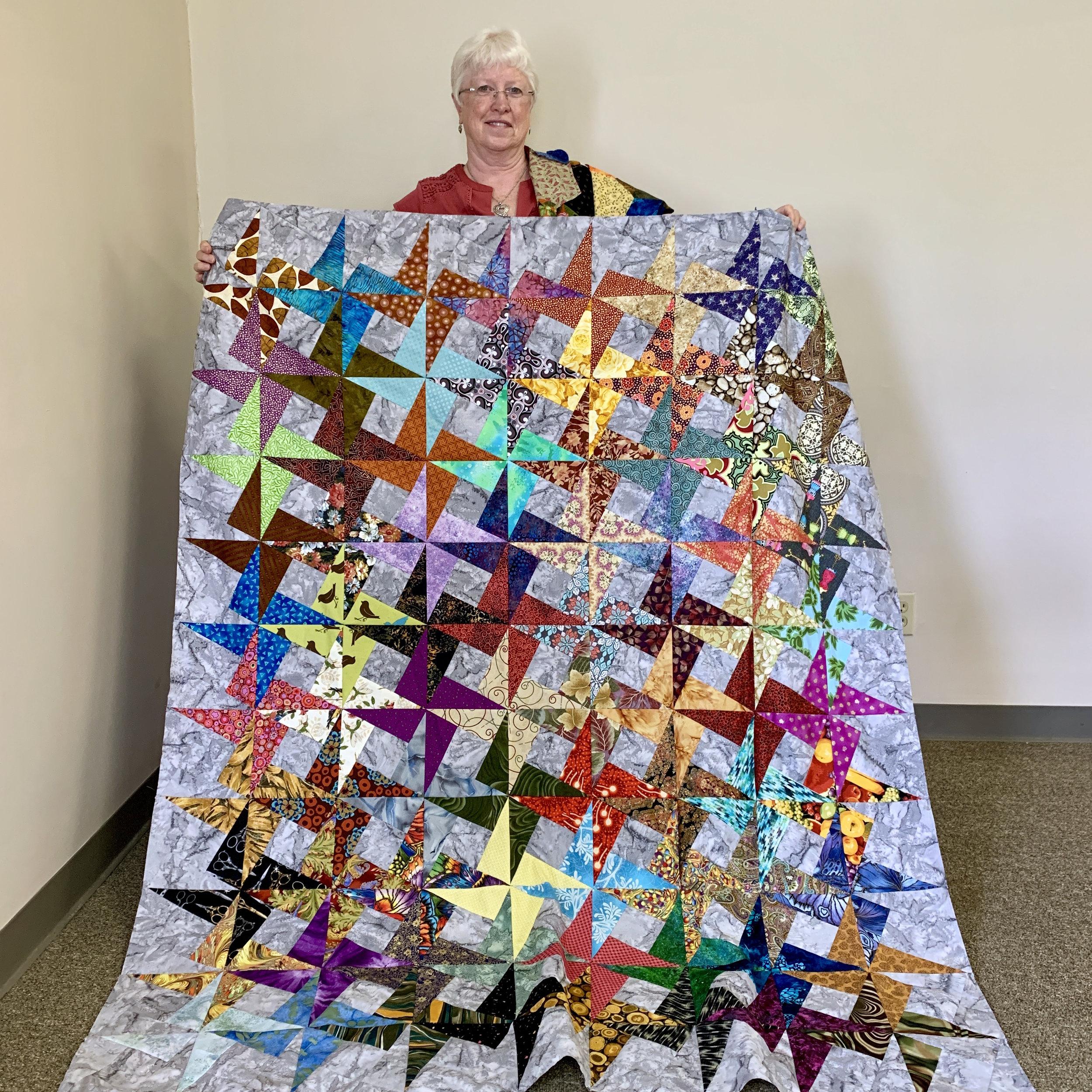 Quilt by Martha Steele