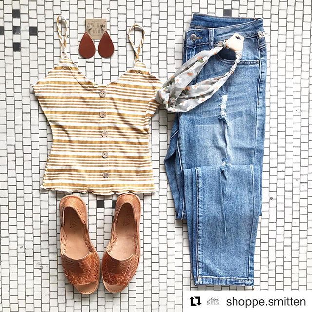 #Repost @shoppe.smitten with @get_repost ・・・ Sunny day essentials ☀️