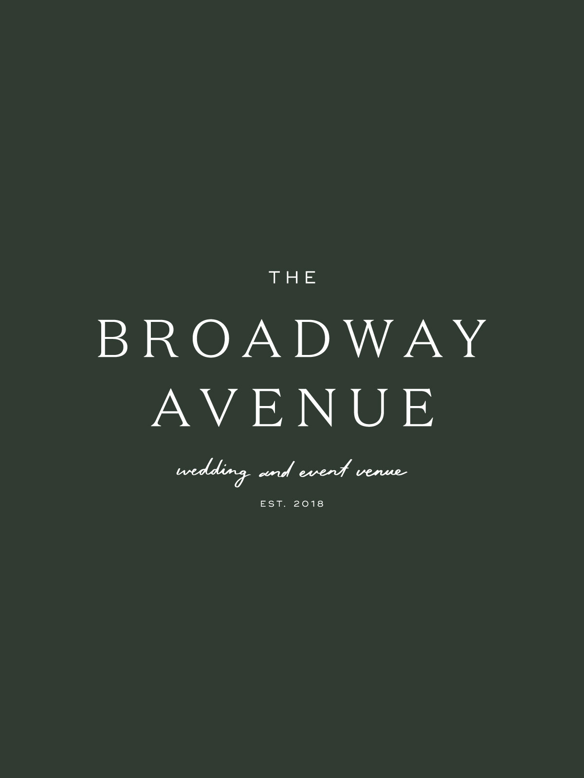 The Broadway Avenue Brand and Web Design by Viola Hill Studio