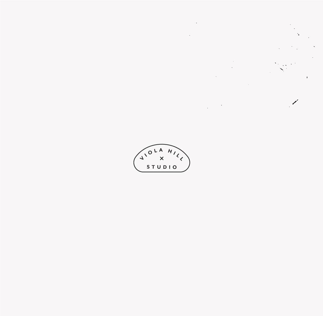 Viola Hill Studio Branding and Web Design
