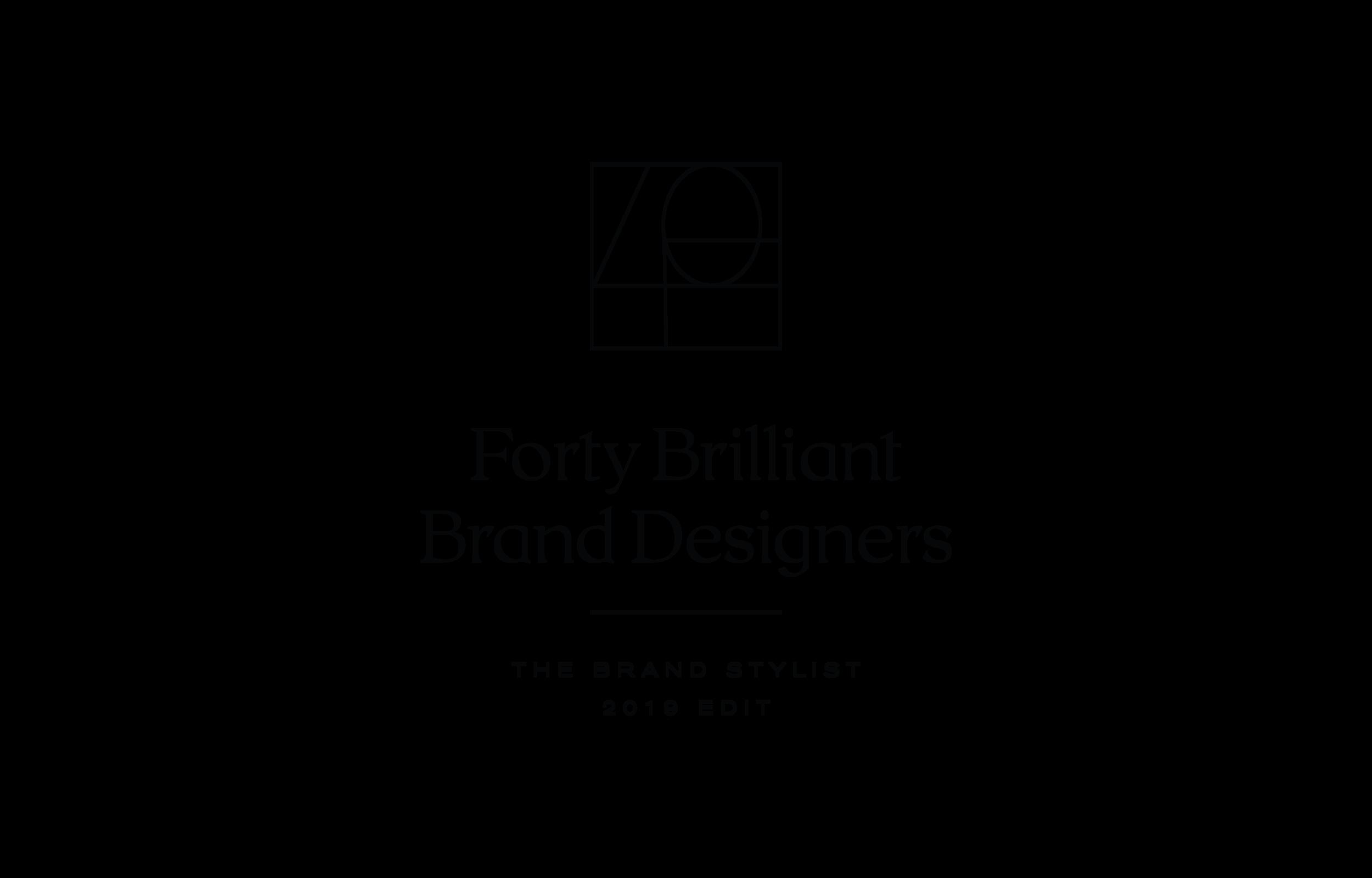 40 Brilliant Brand Designers by The Brand Stylist - Viola Hill Studio