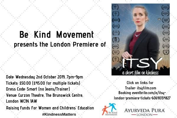Booking via Eventbrite:   https://www.eventbrite.co.uk/e/itsy-london-film-premiere-tickets-60690134827?ref=estw